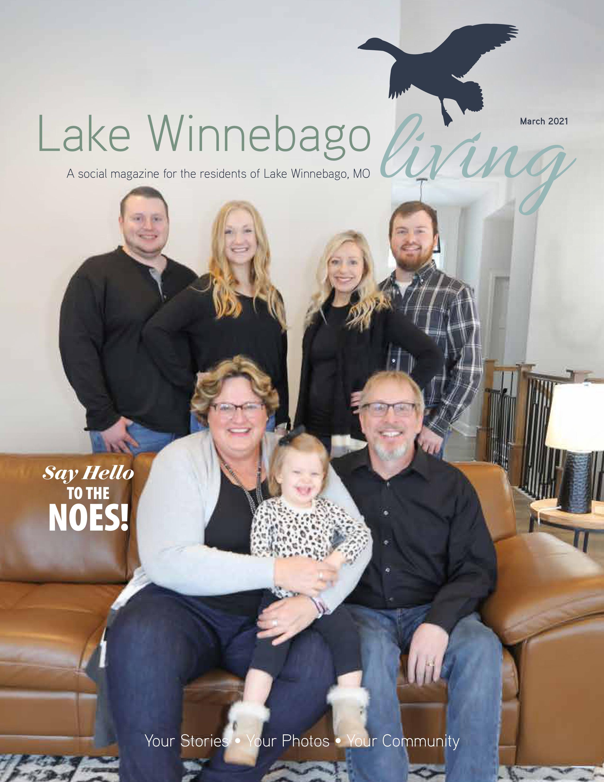 Lake Winnebago 2021-03-01
