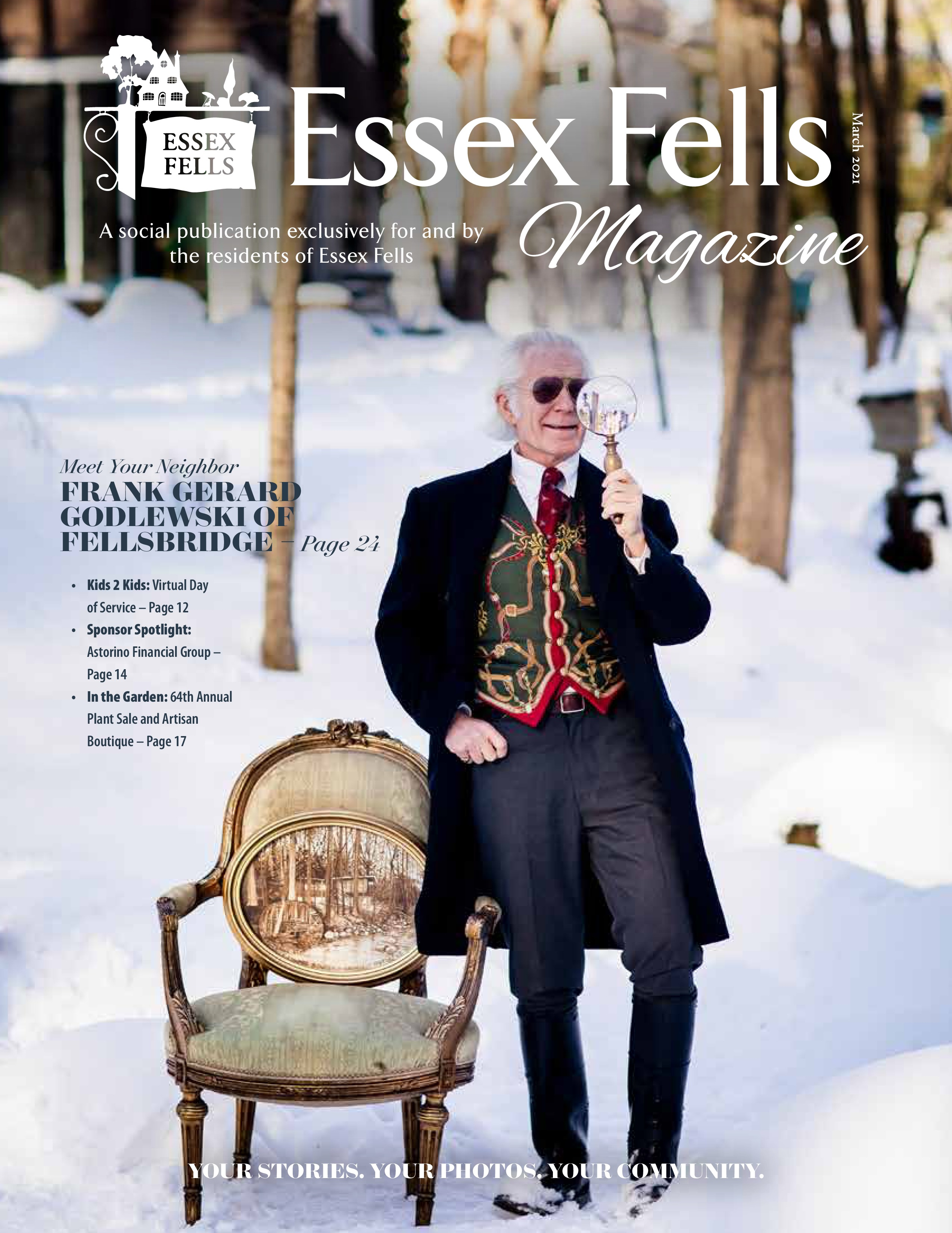 Essex Fells Magazine 2021-03-01