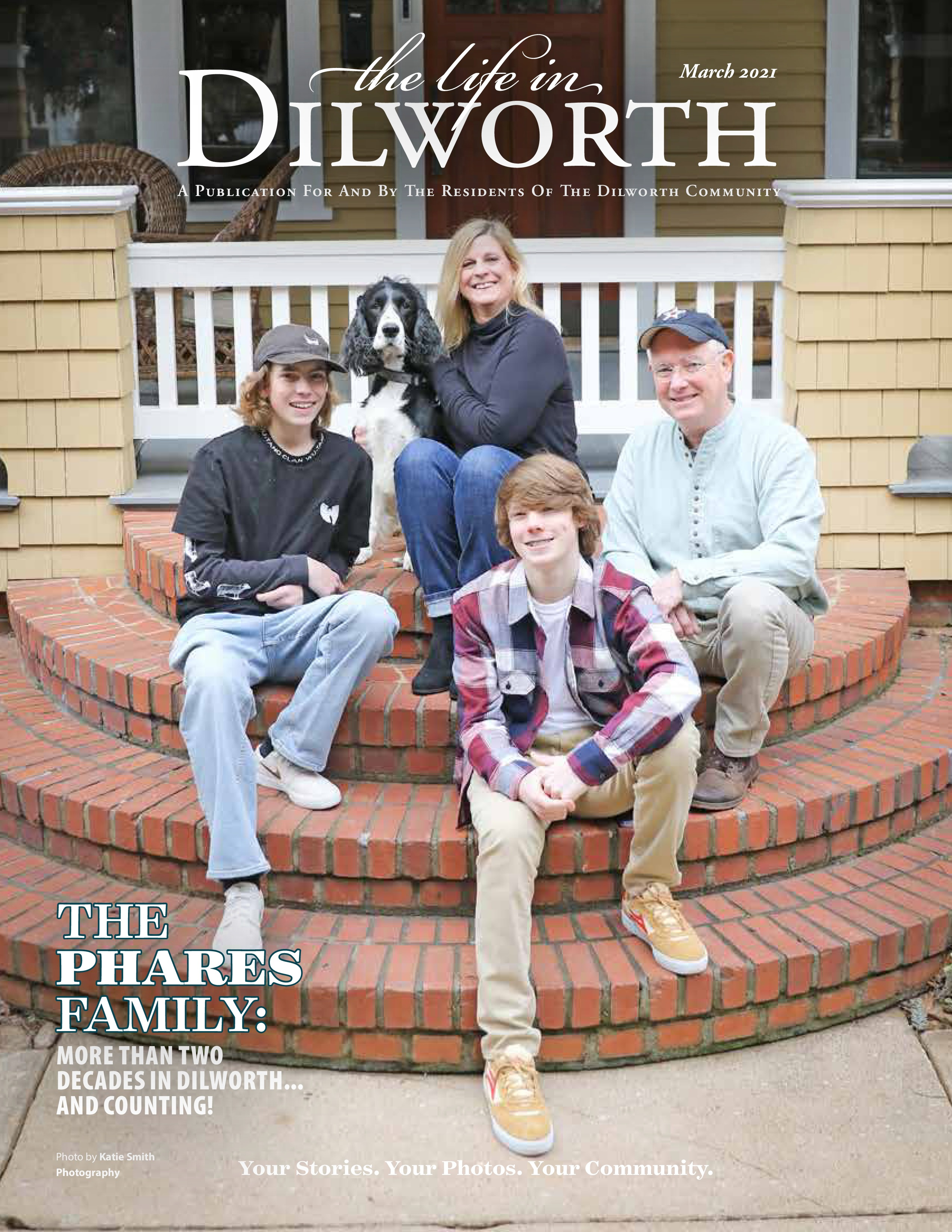 The Life in Dilworth 2021-03-01