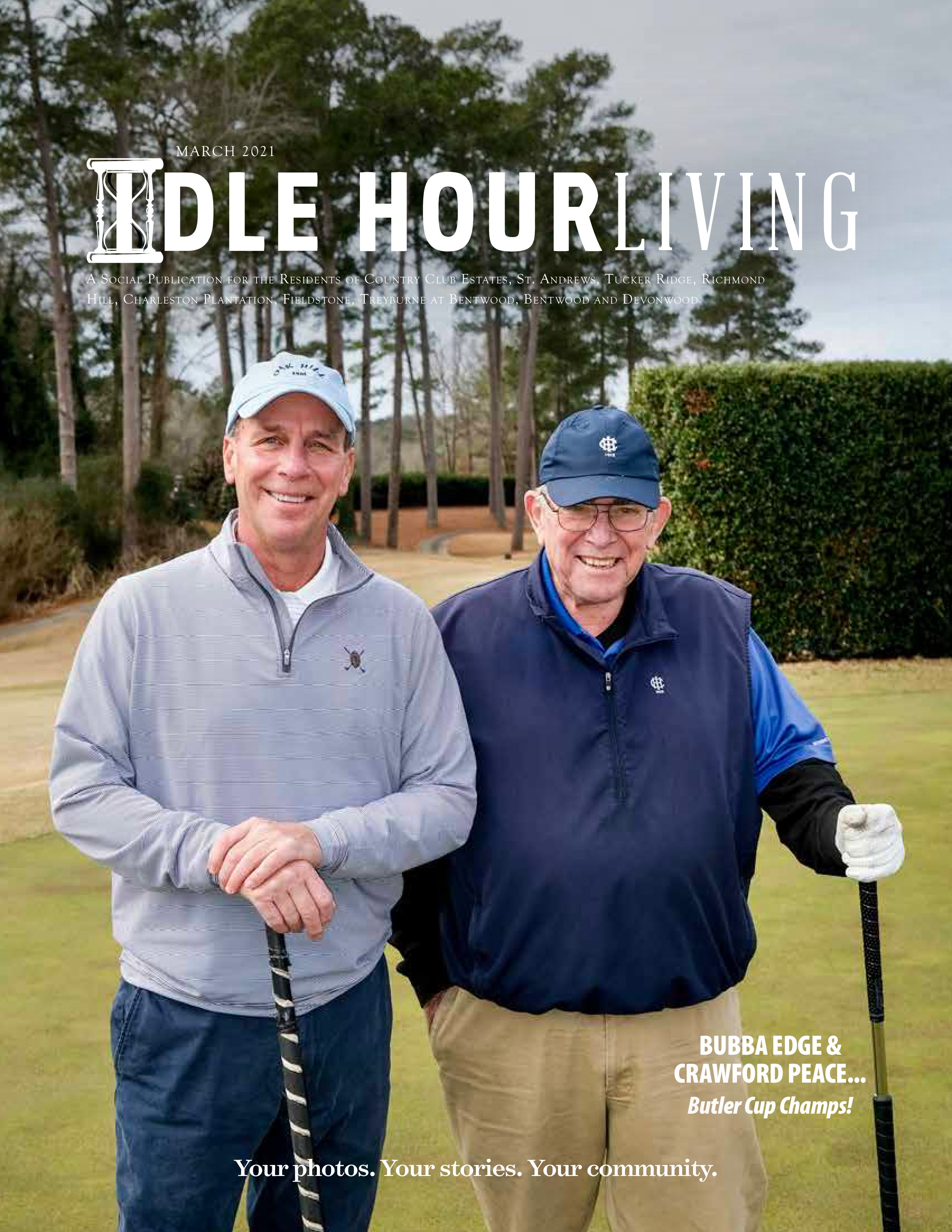 Idle Hour Living 2021-03-01