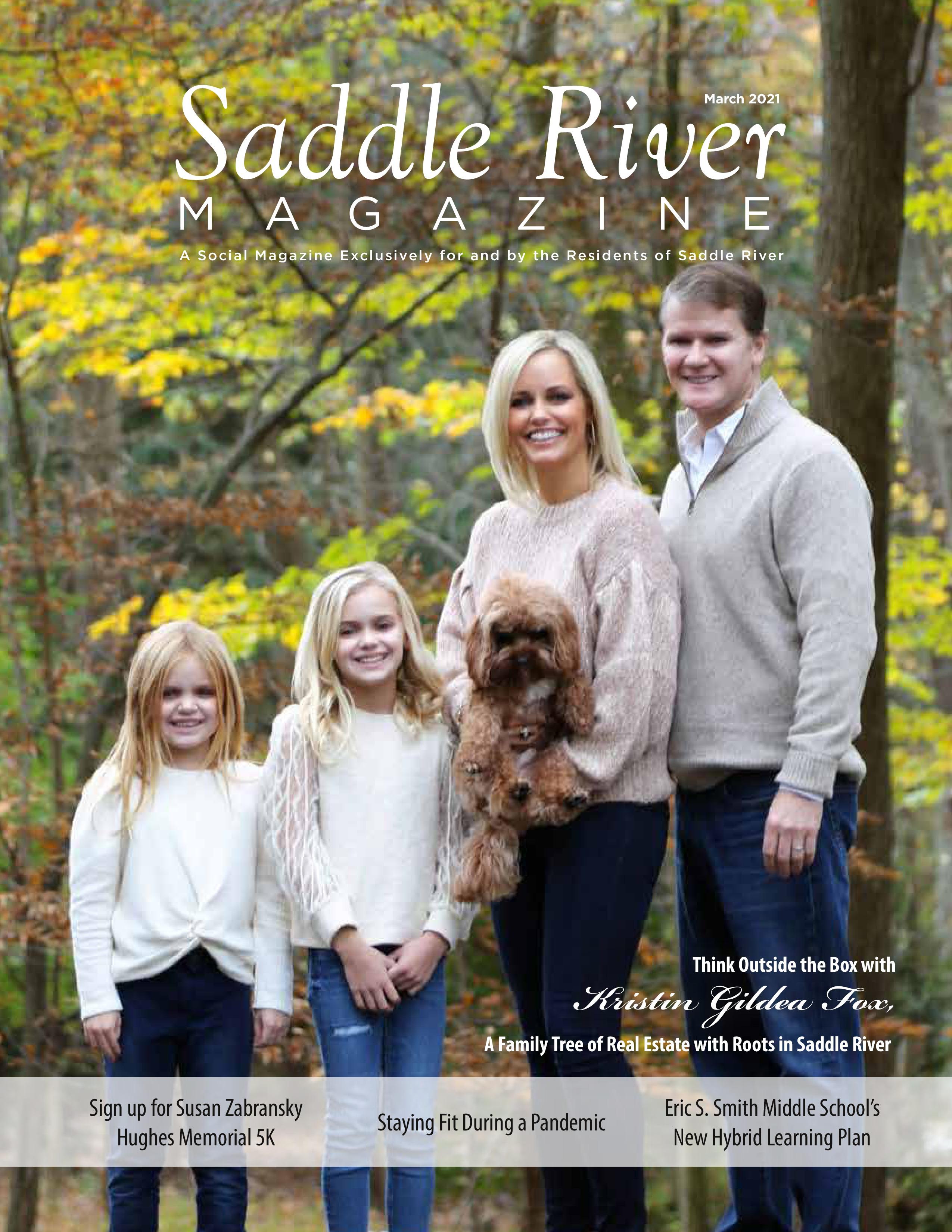 Saddle River Magazine 2021-03-01