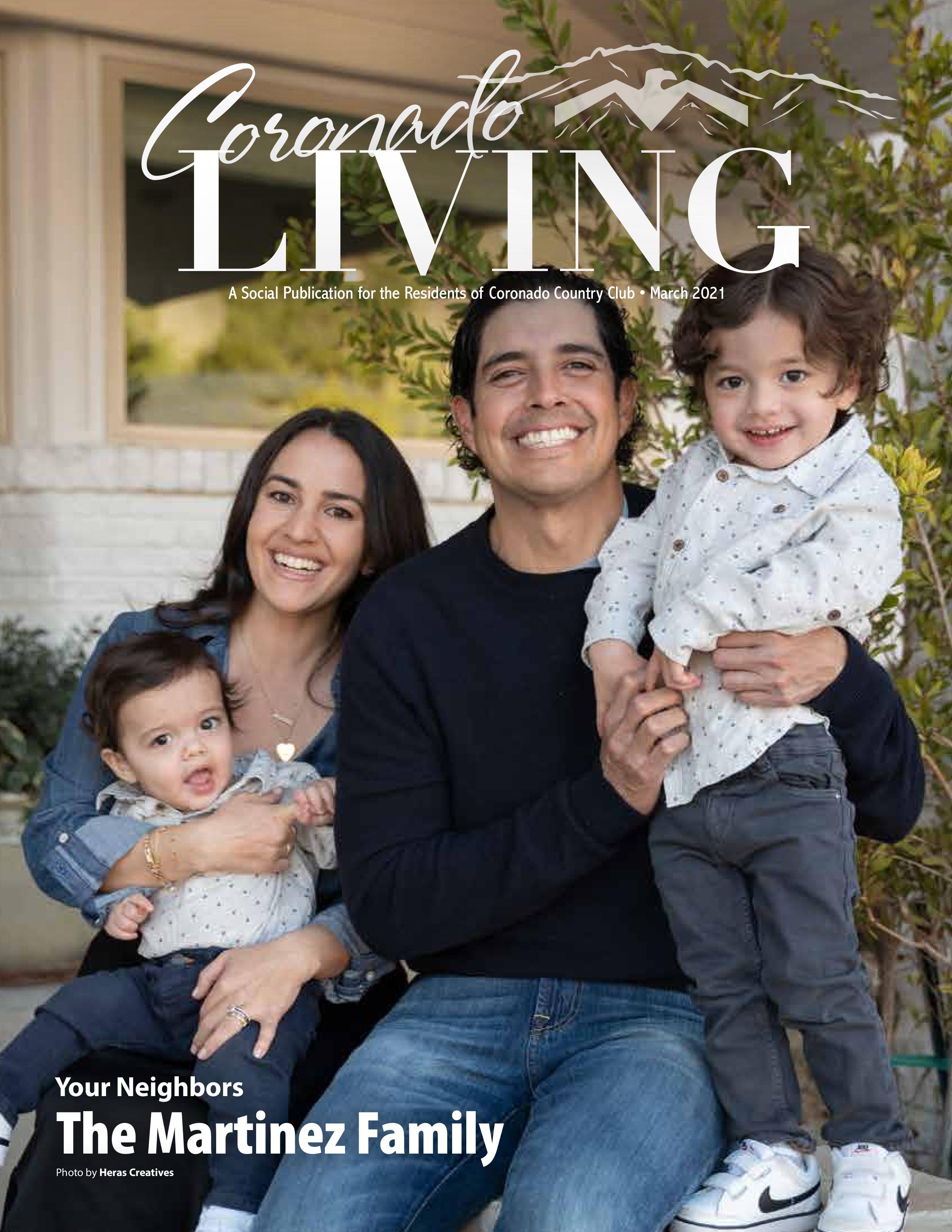 Coronado Living 2021-03-01
