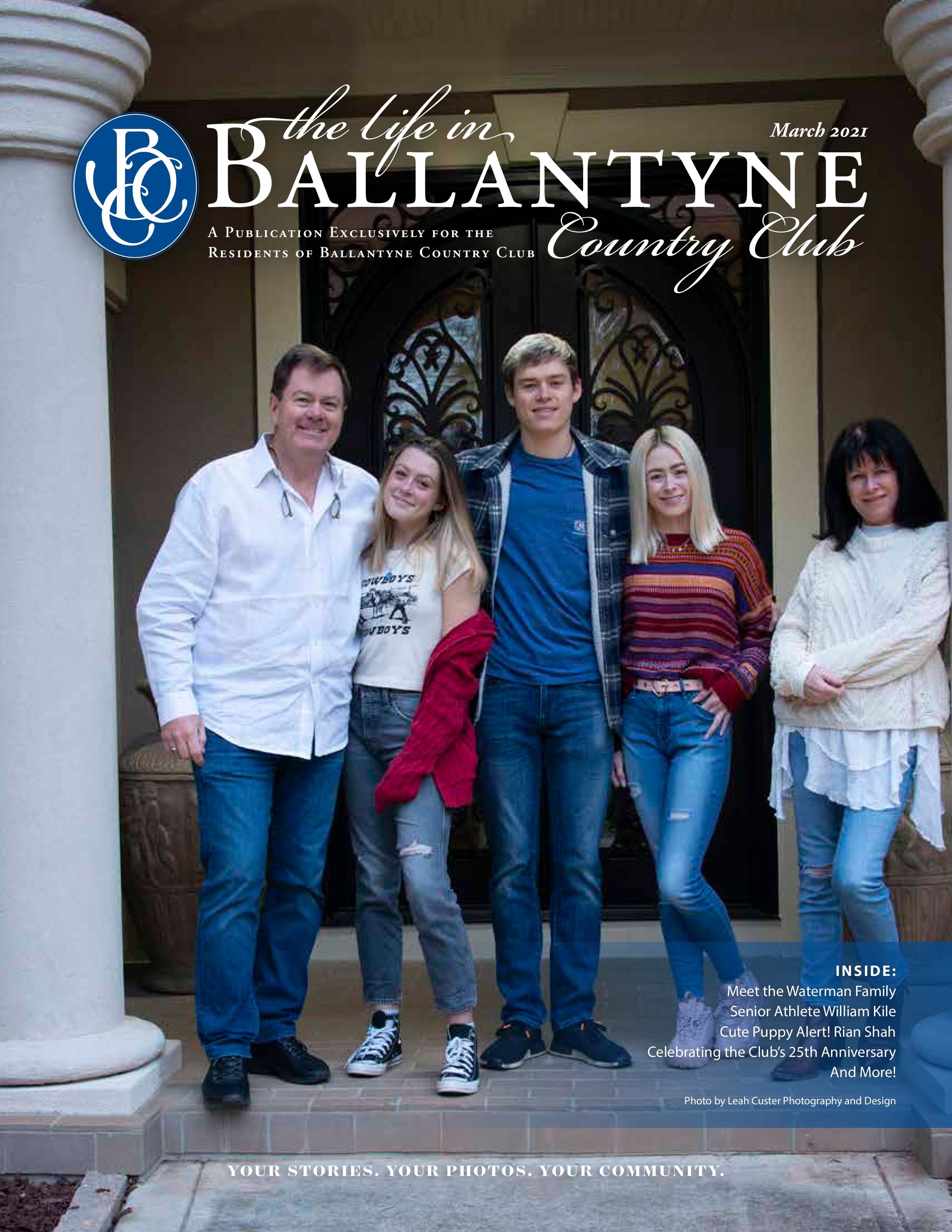 The Life in Ballantyne Country Club 2021-03-01