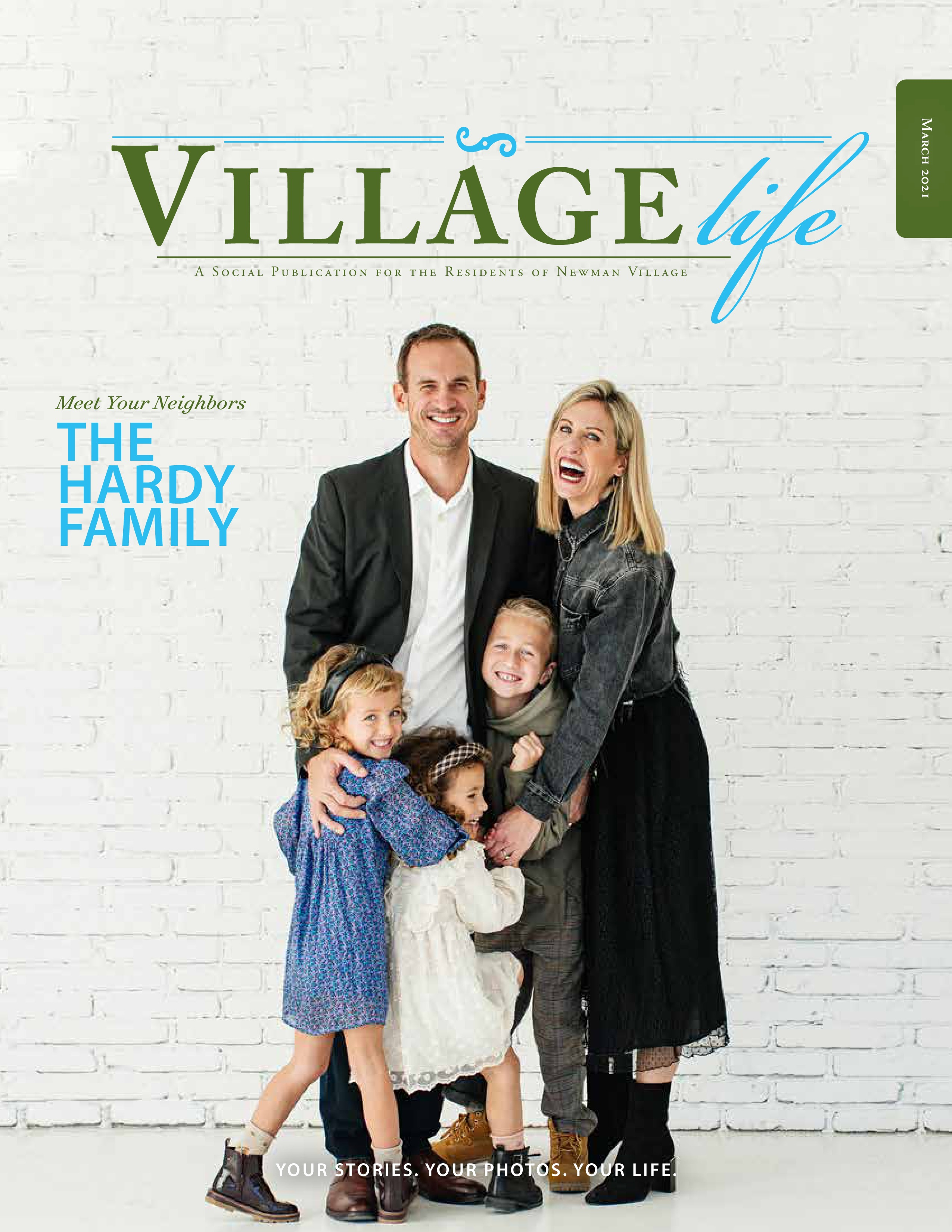Village Life 2021-03-01