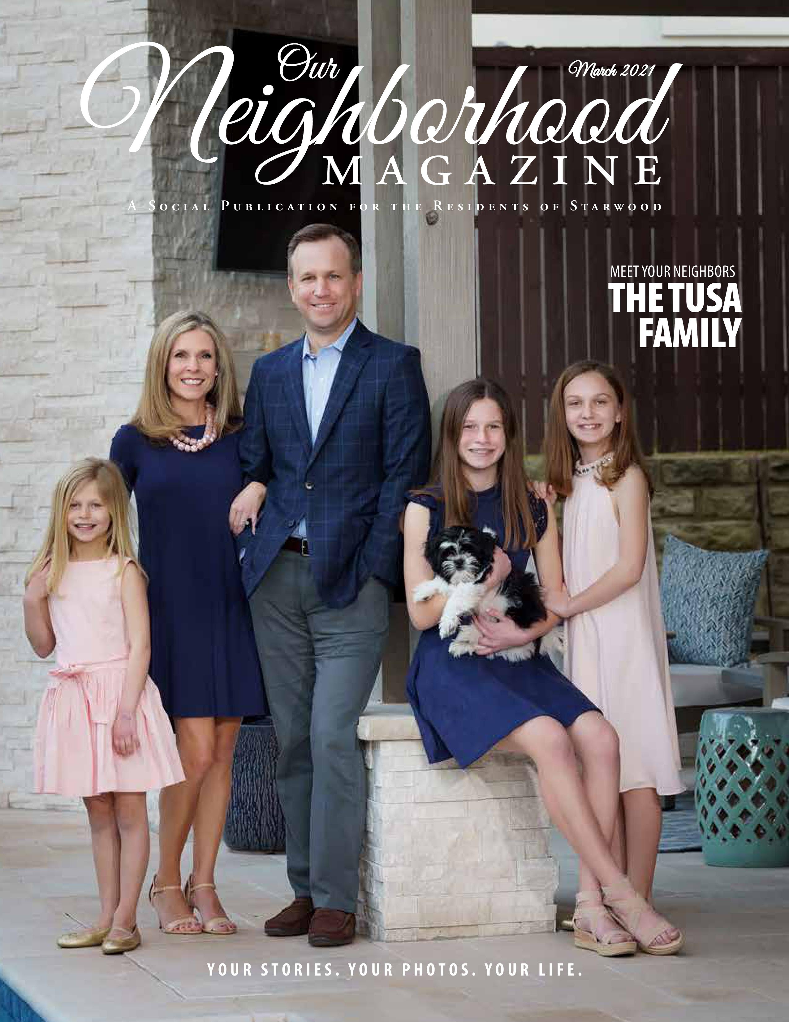 Our Neighborhood Magazine 2021-03-01