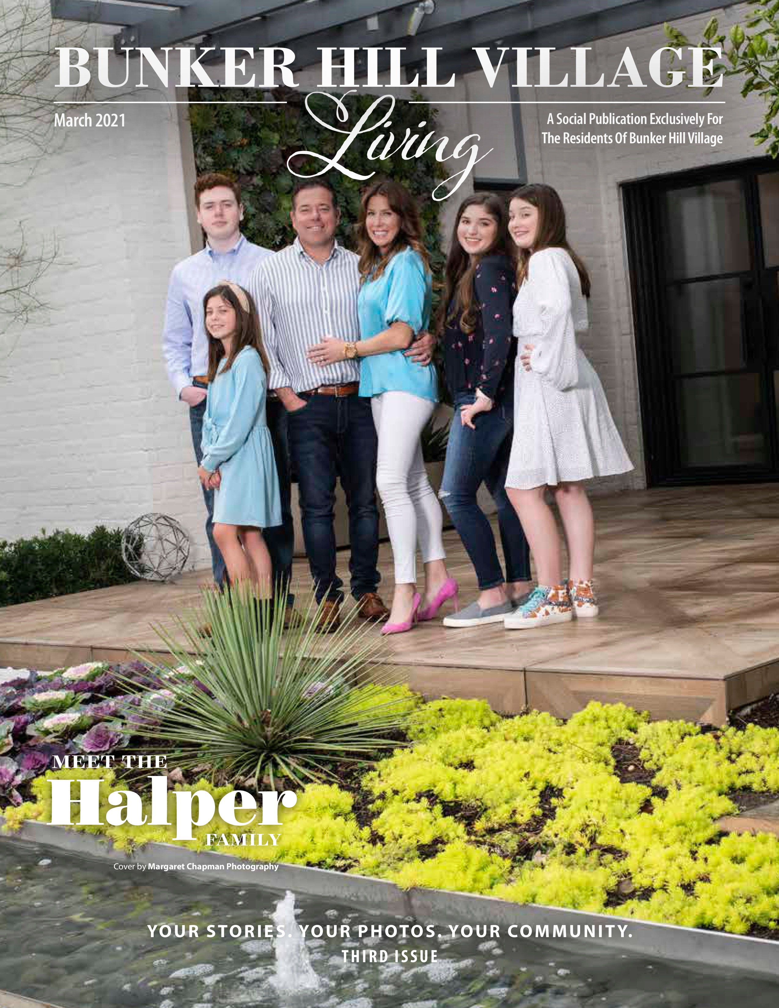 Bunker Hill Village Living 2021-03-01