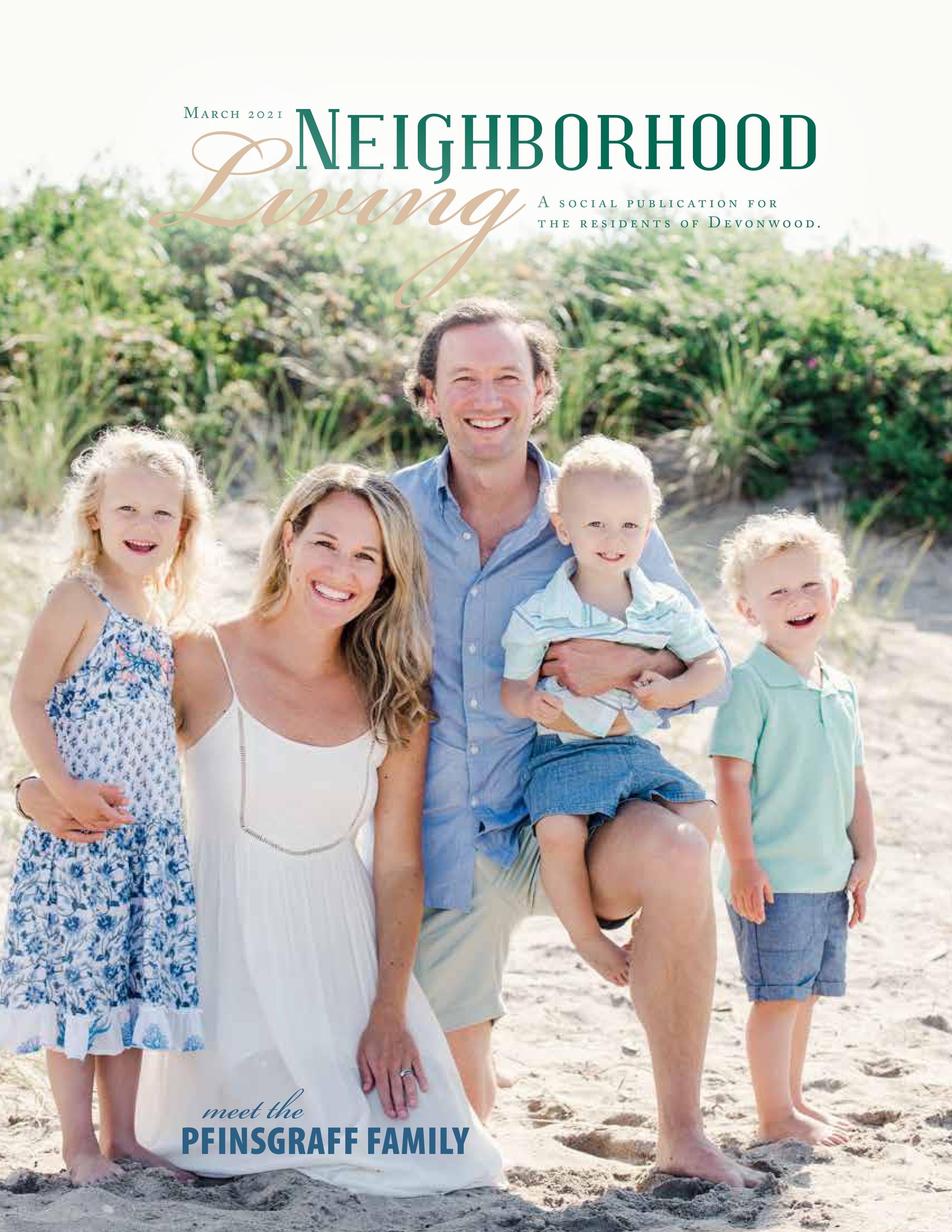 Neighborhood Living 2021-03-01