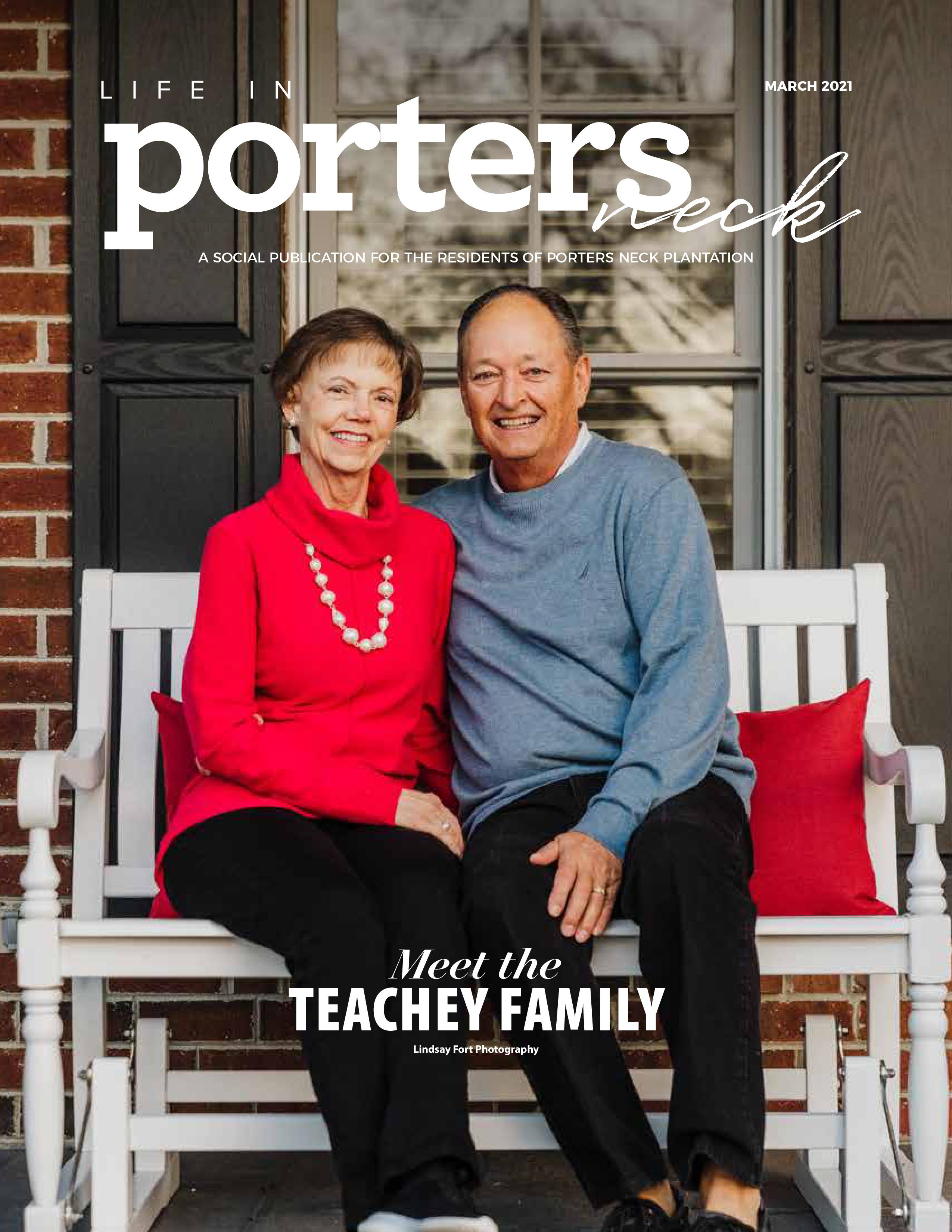 Life in Porters Neck 2021-03-01