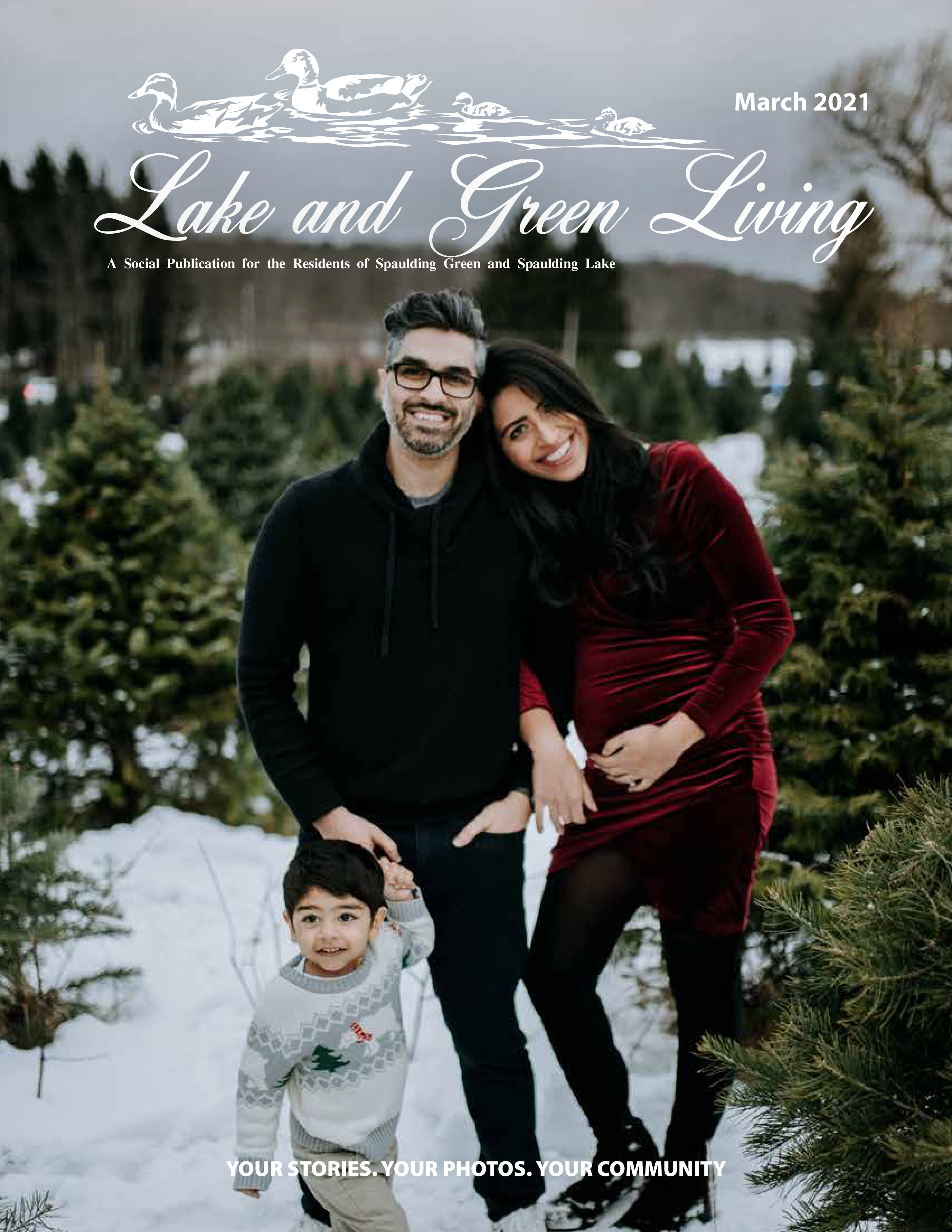 Lake and Green Living 2021-03-01