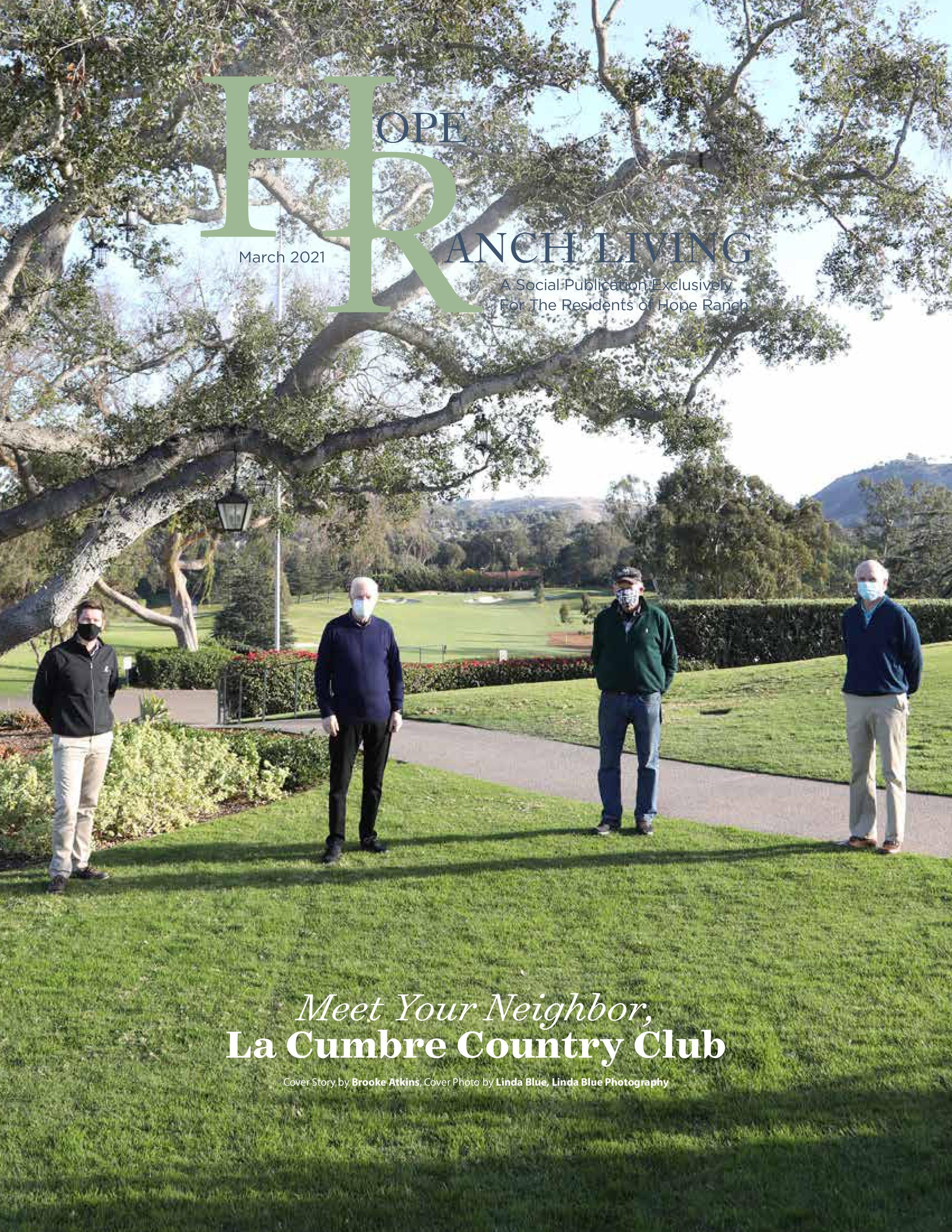Hope Ranch Living 2021-03-01
