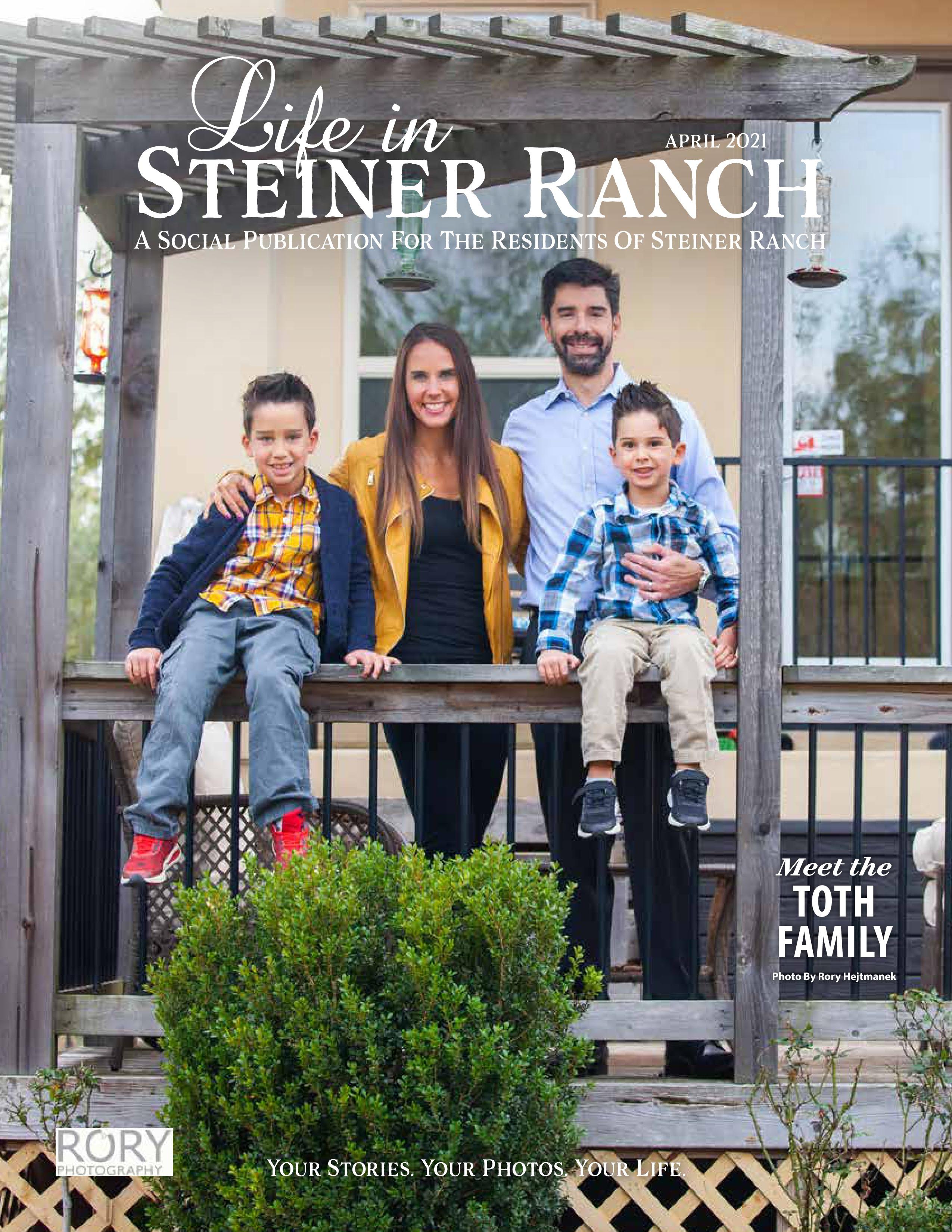 Life in Steiner Ranch 2021-04-01