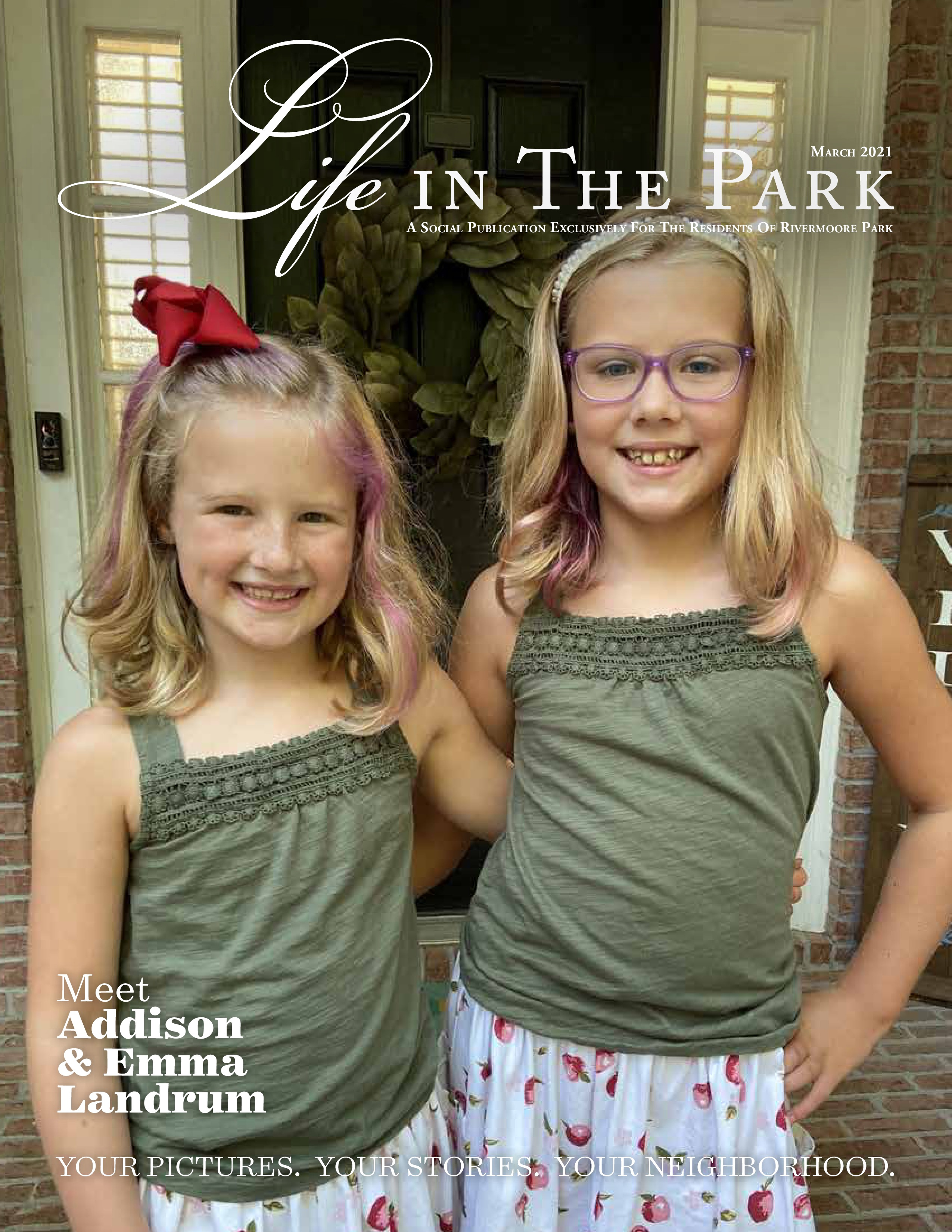 Life in the Park 2021-03-01
