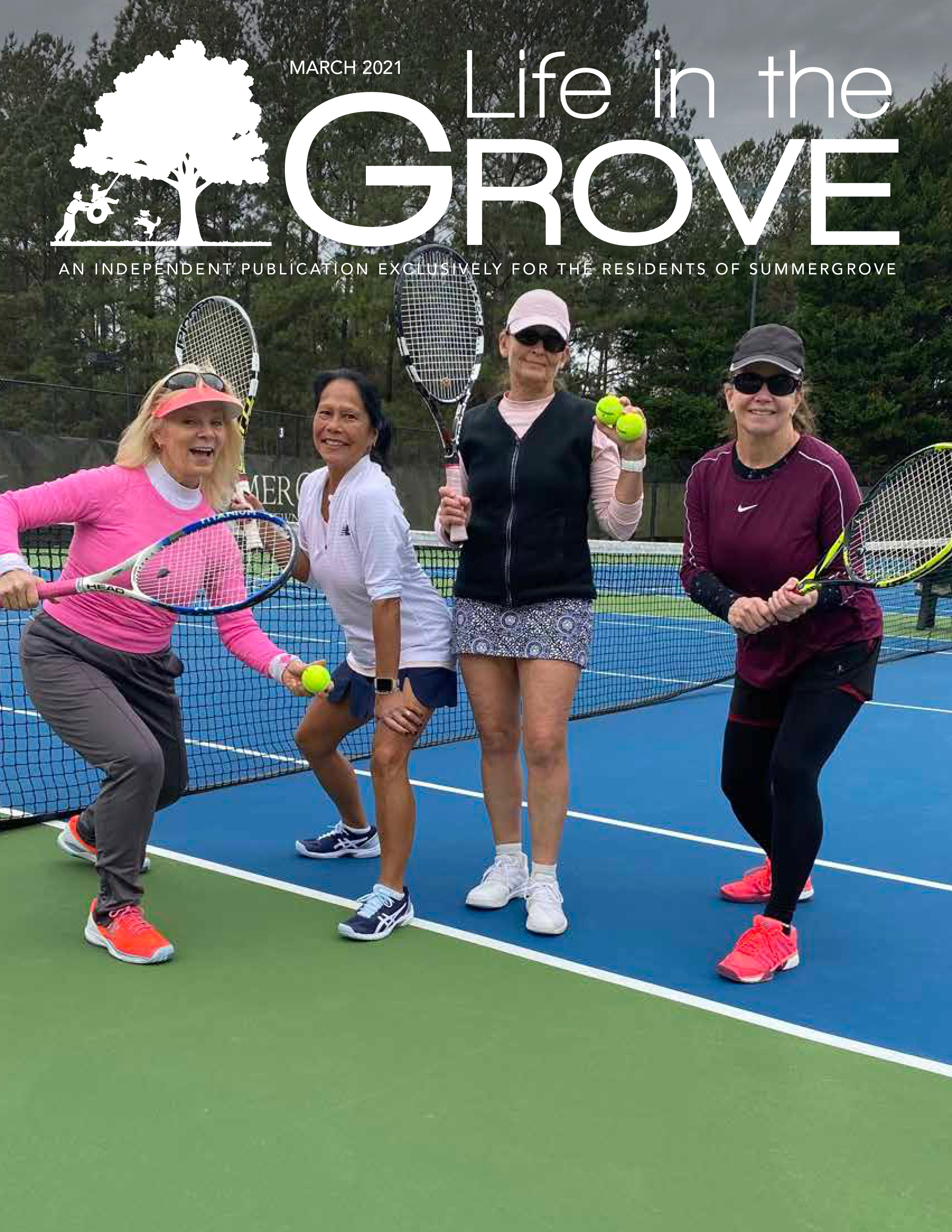 Life in the Grove 2021-03-01