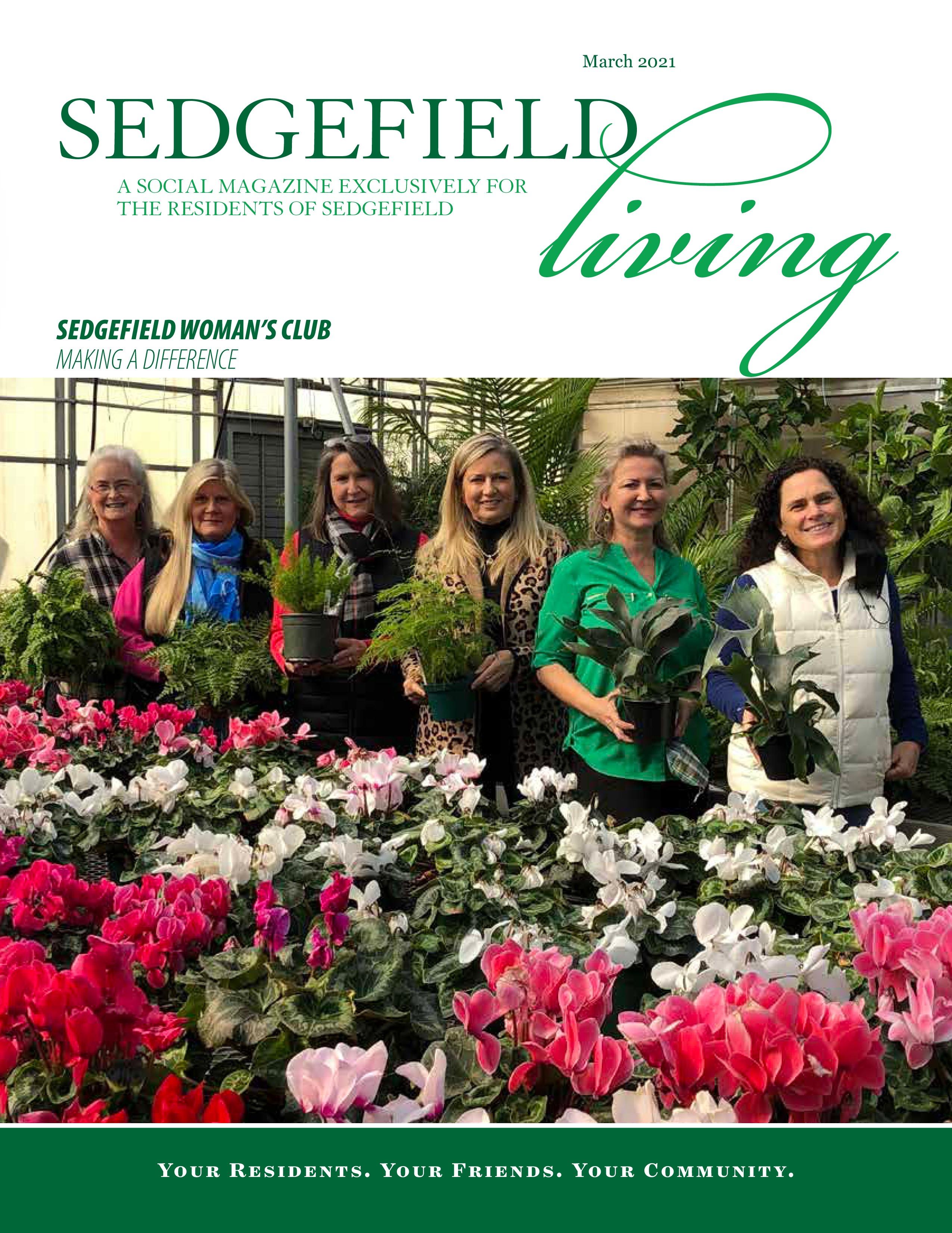 Sedgefield Living 2021-03-01