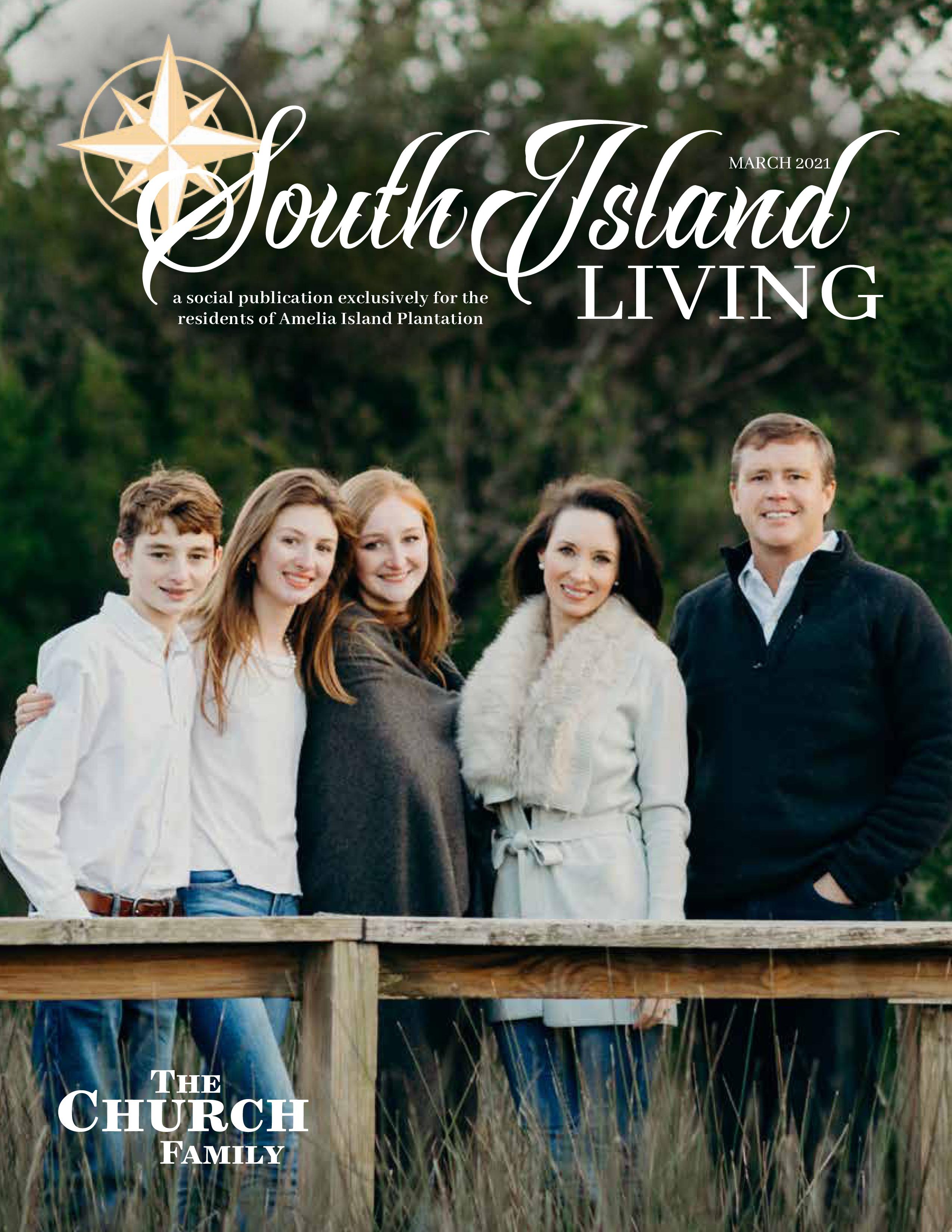 South Island Living 2021-03-01