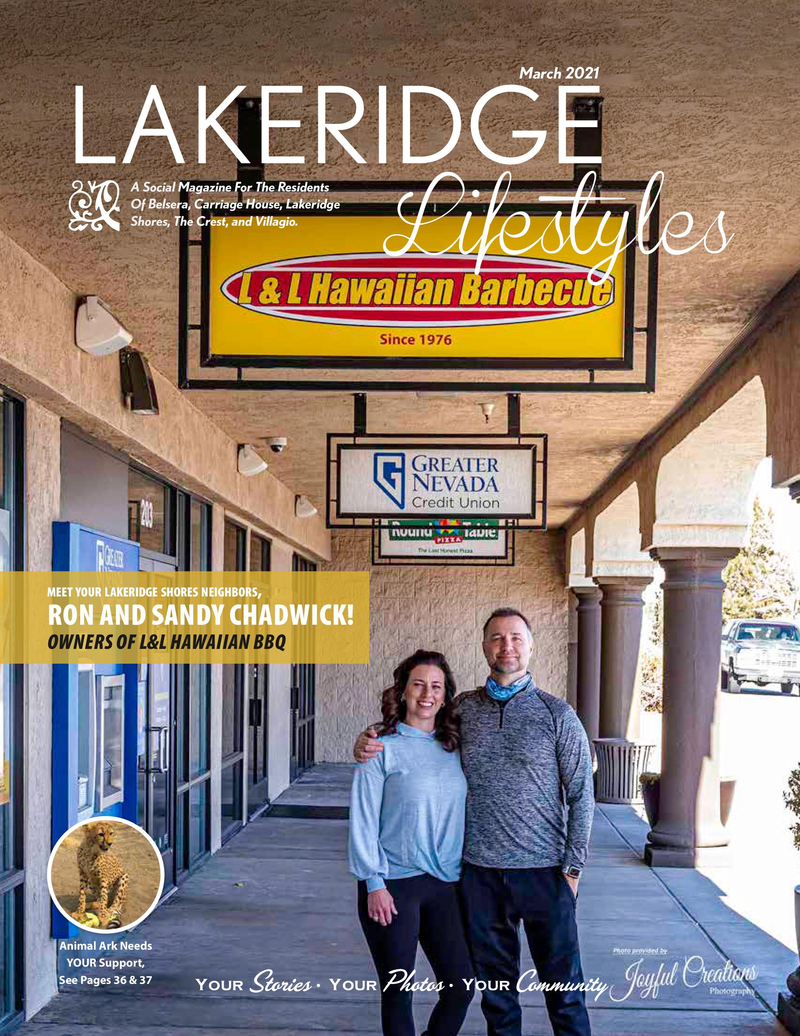 Lakeridge Lifestyles 2021-03-01