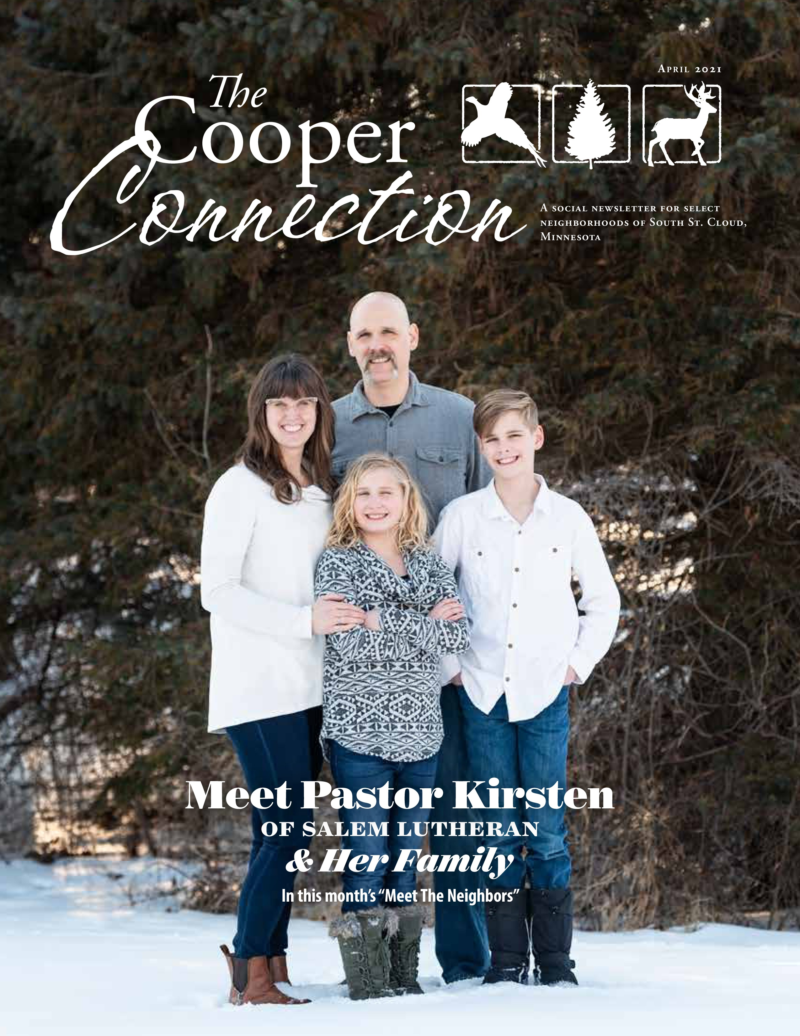 The Cooper Connection 2021-04-01