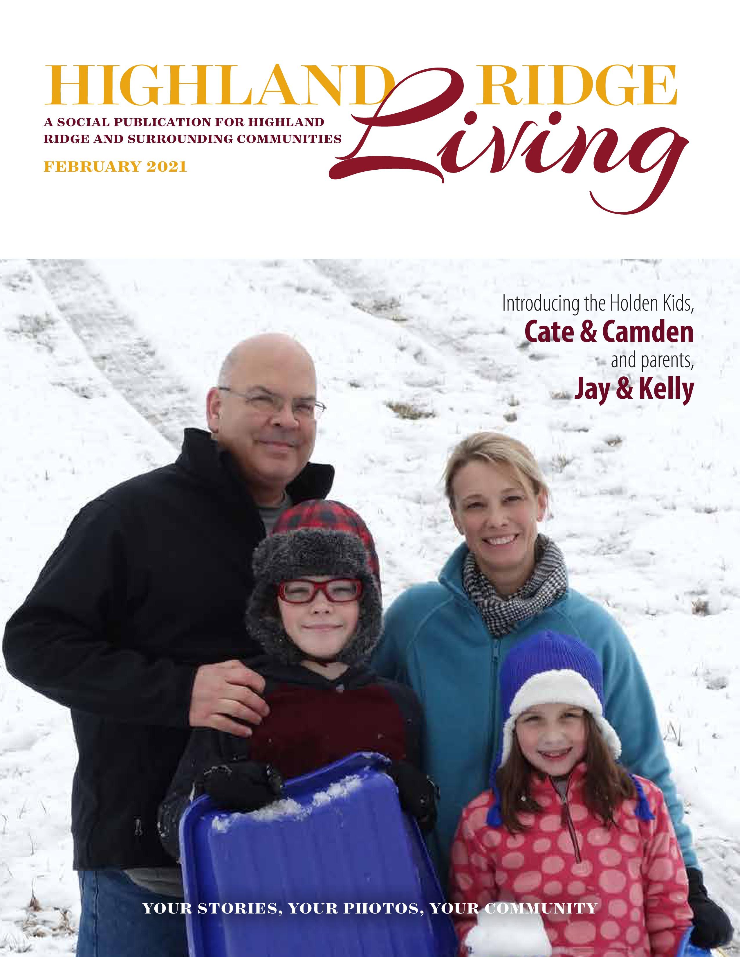 Highland Ridge Living 2021-03-01