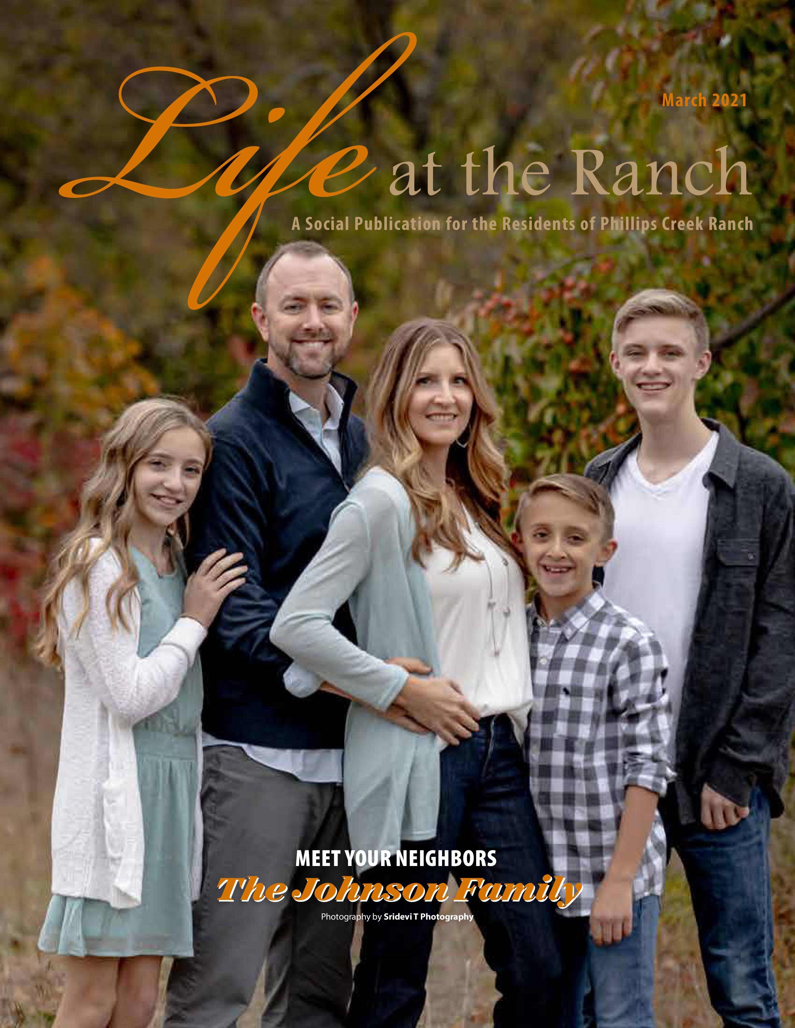Life at the Ranch 2021-03-01