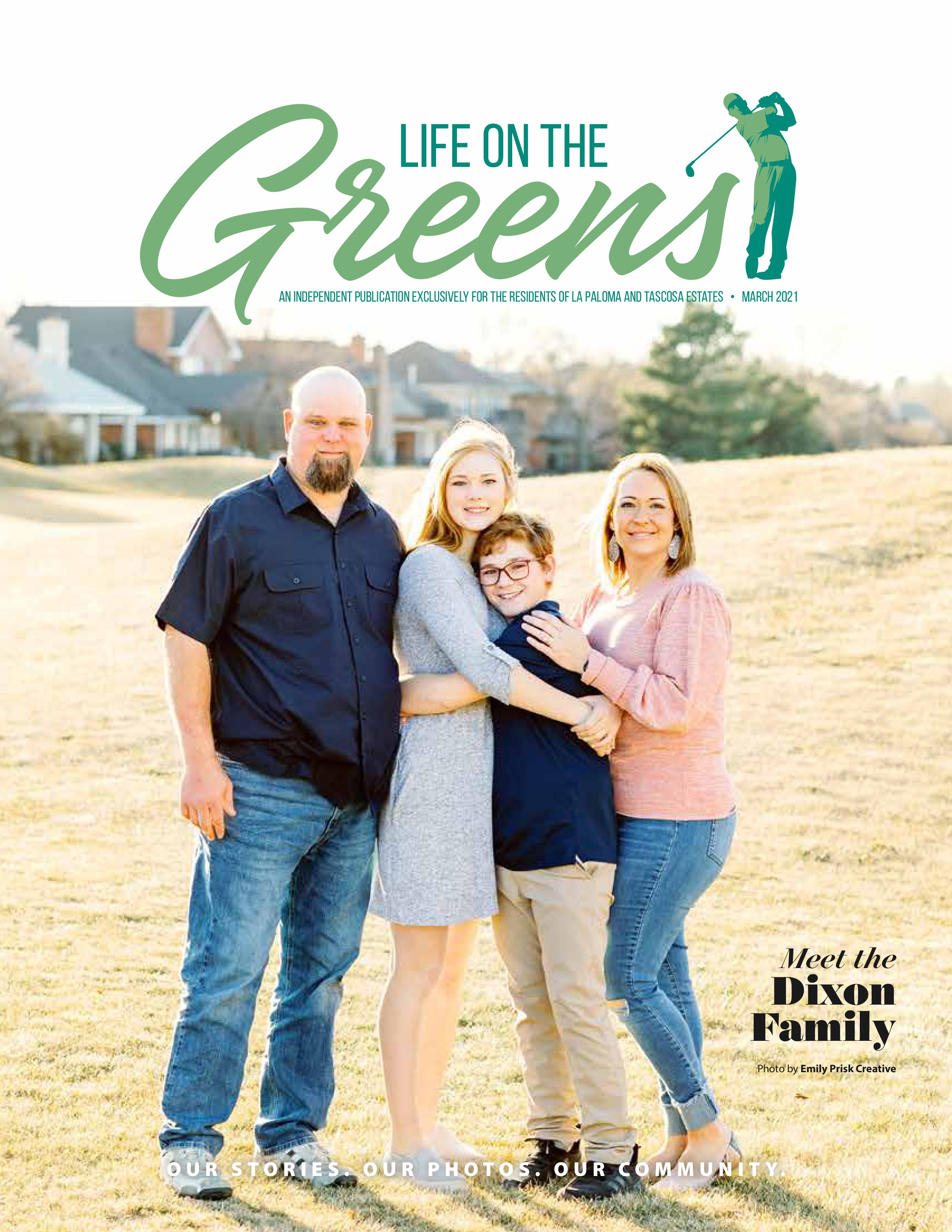 Life on the Greens 2021-03-01