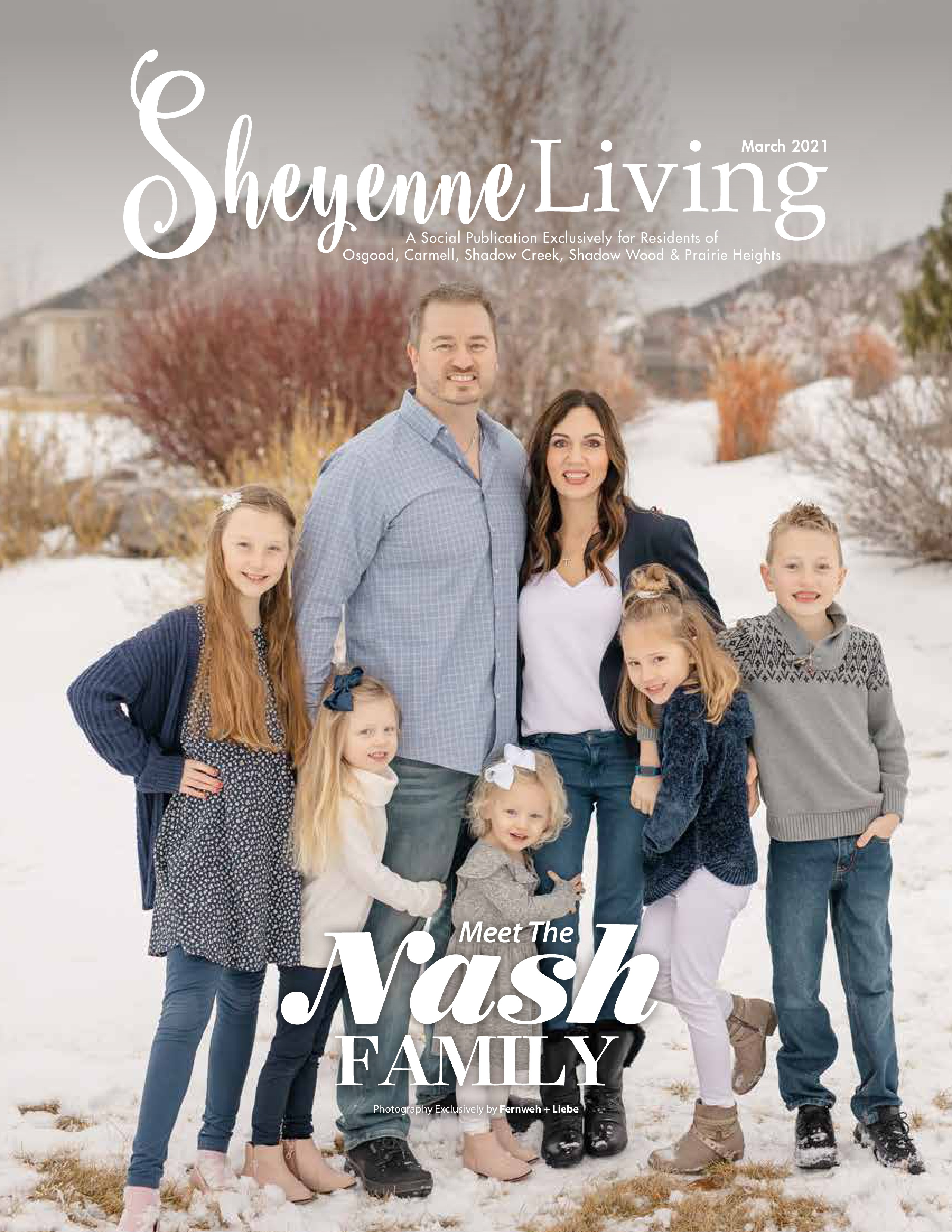 Sheyenne Living 2021-03-01