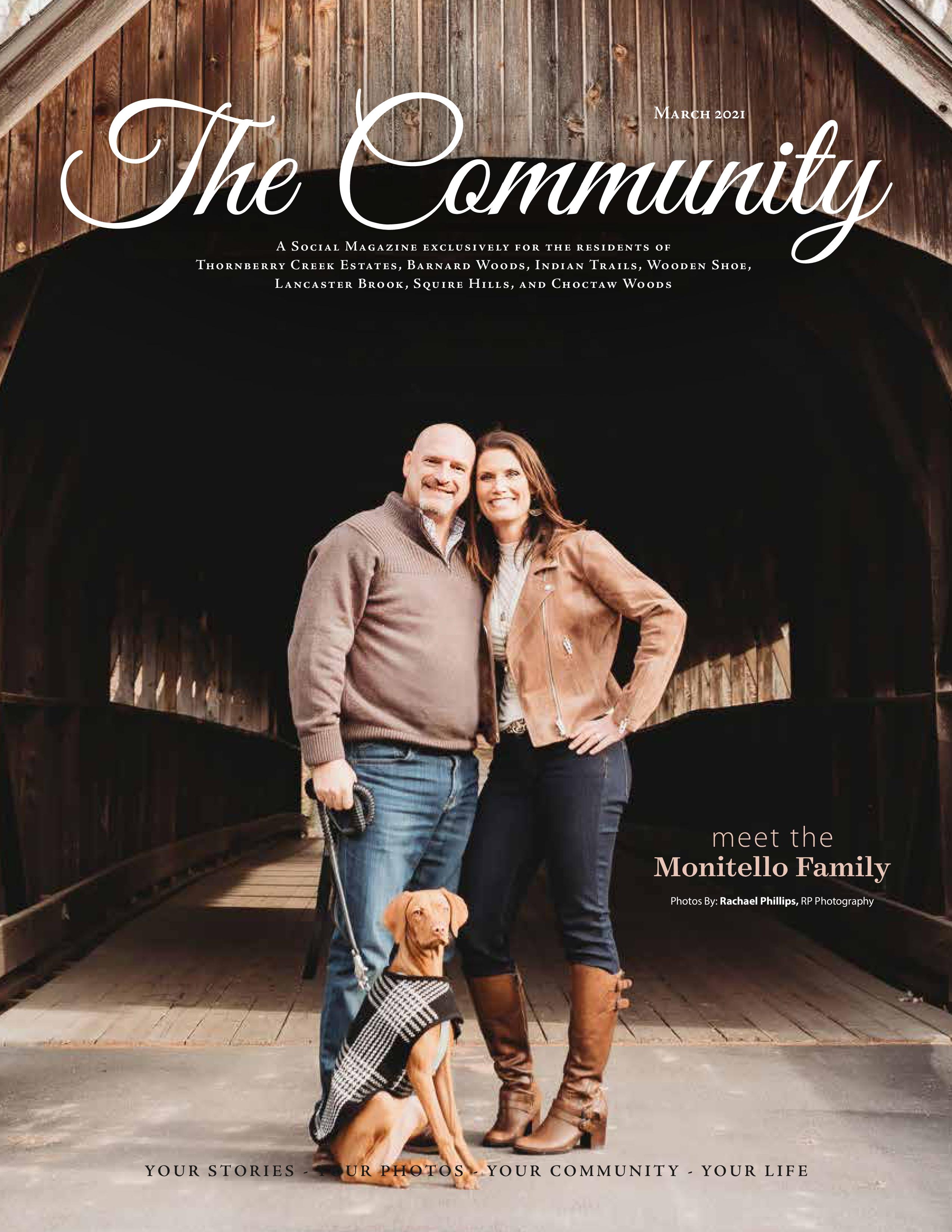 The Community 2021-03-01