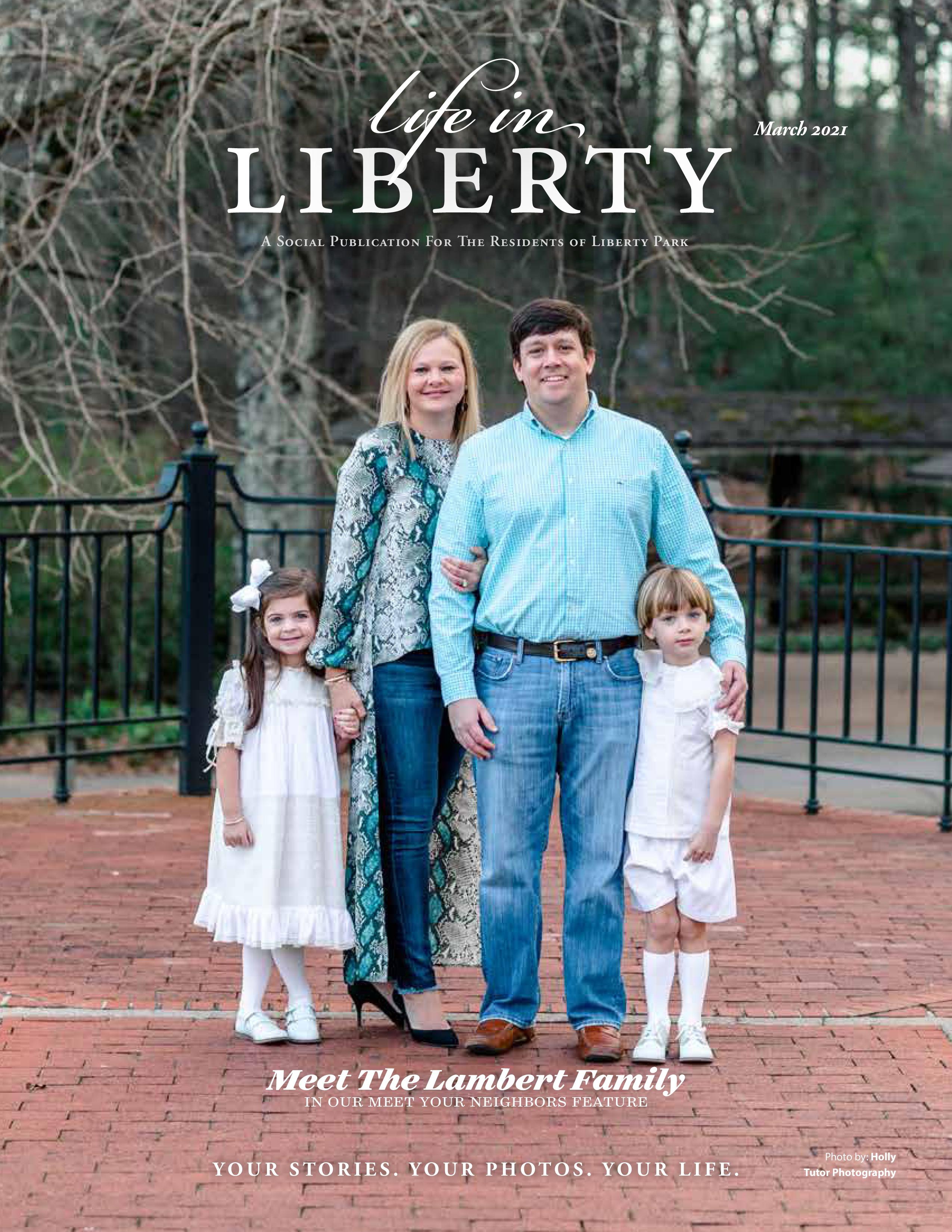 Life in Liberty 2021-03-01