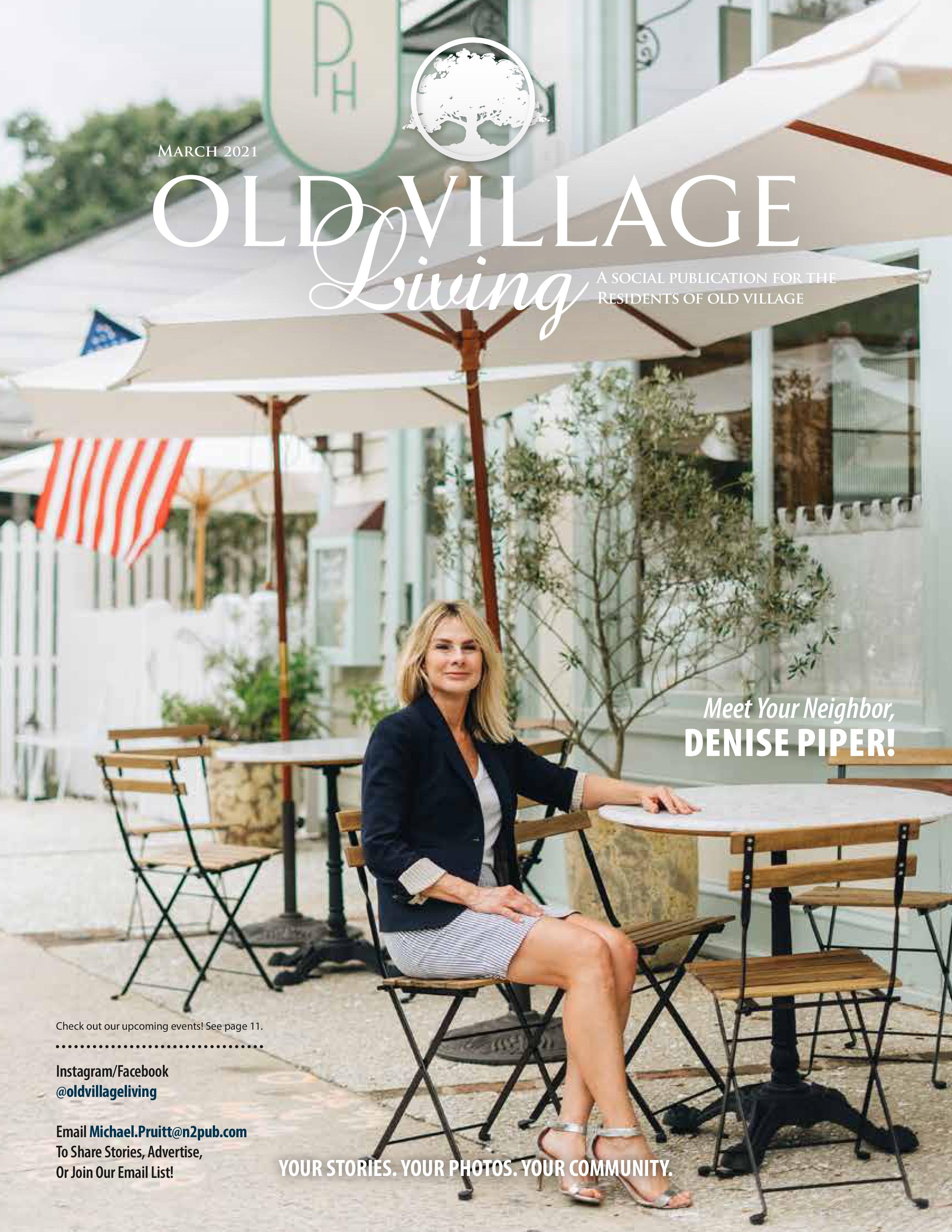 Old Village Living 2021-03-01