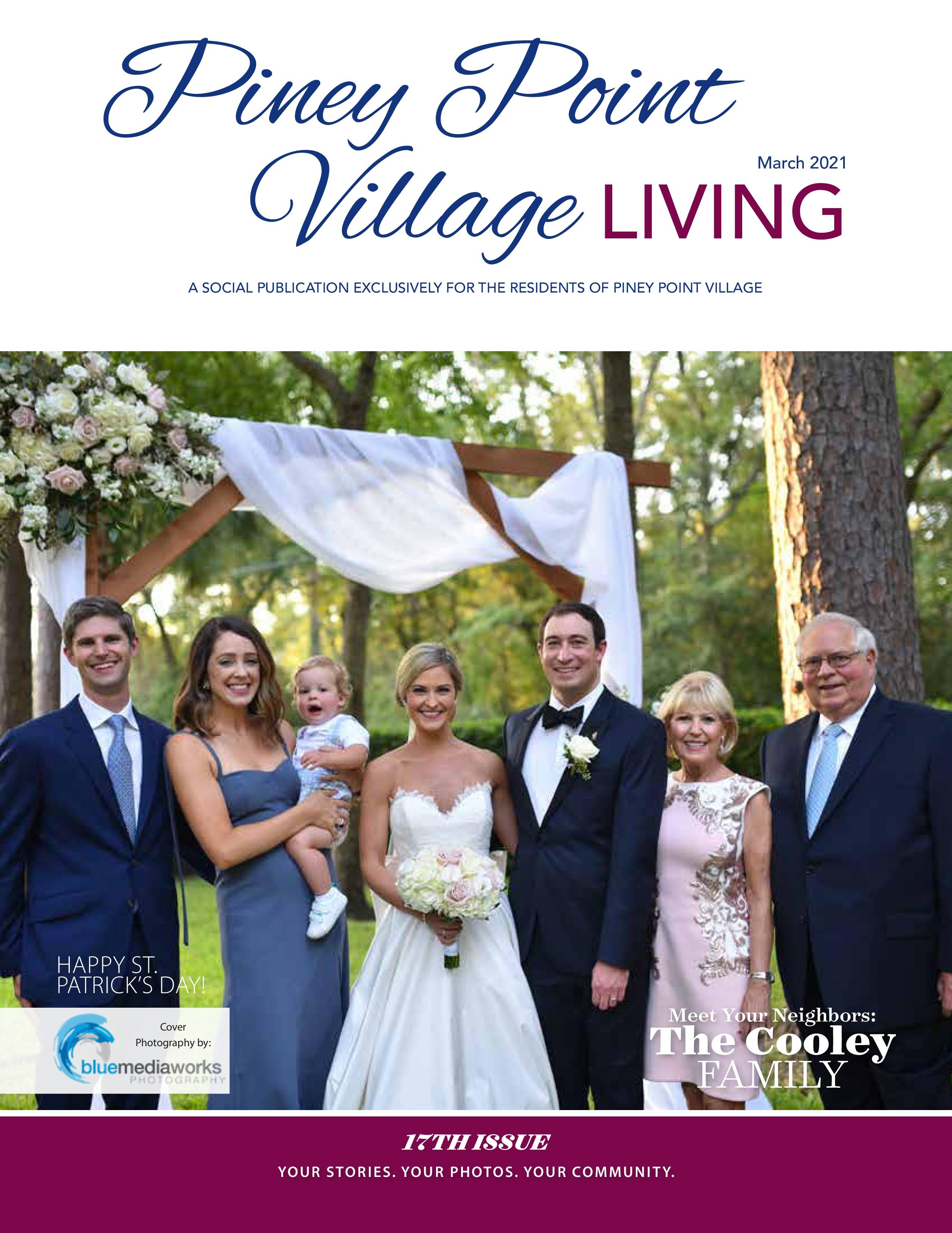 Piney Point Village Living 2021-03-01