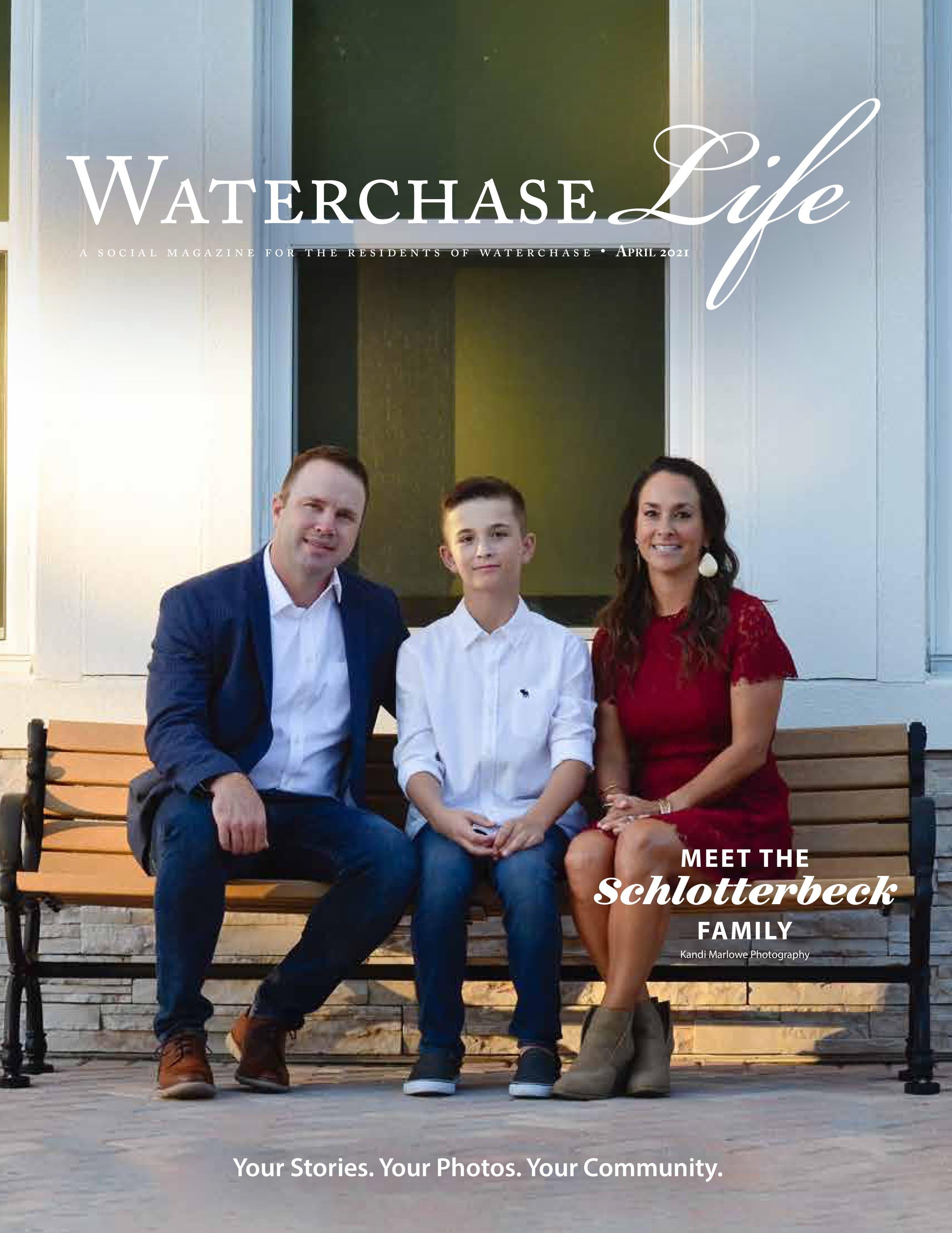 Waterchase Life 2021-04-01