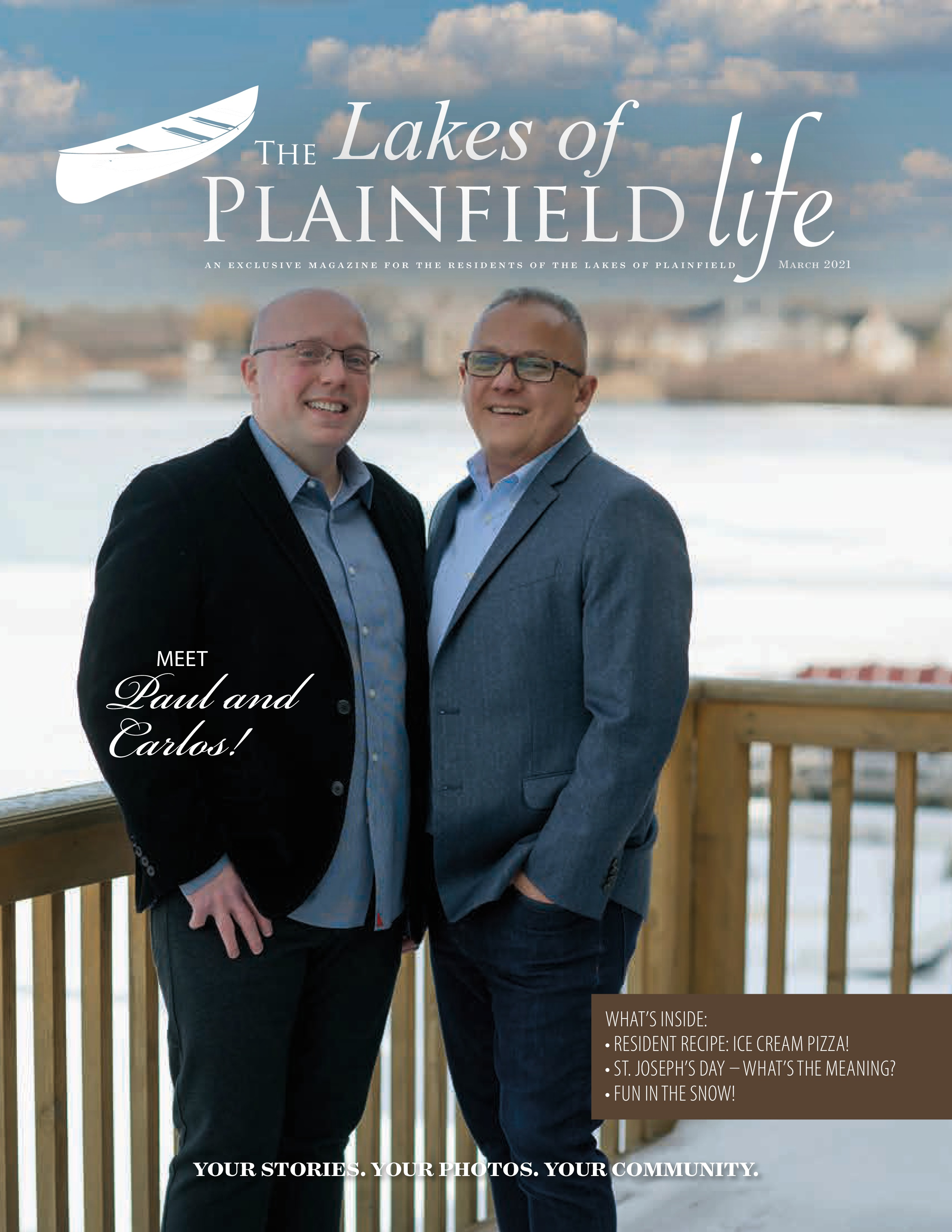 The Lakes of Plainfield Life 2021-03-01