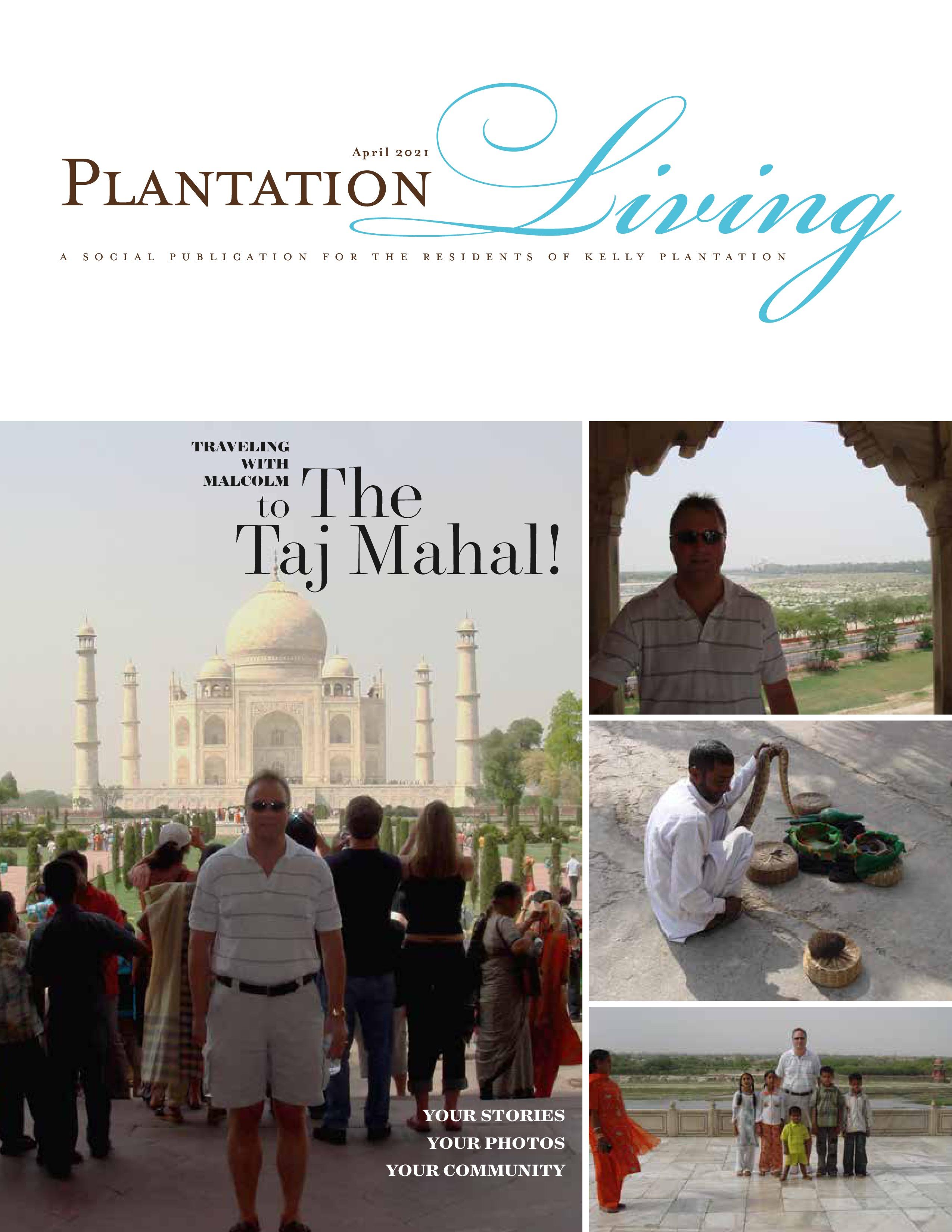 Plantation Living 2021-04-01