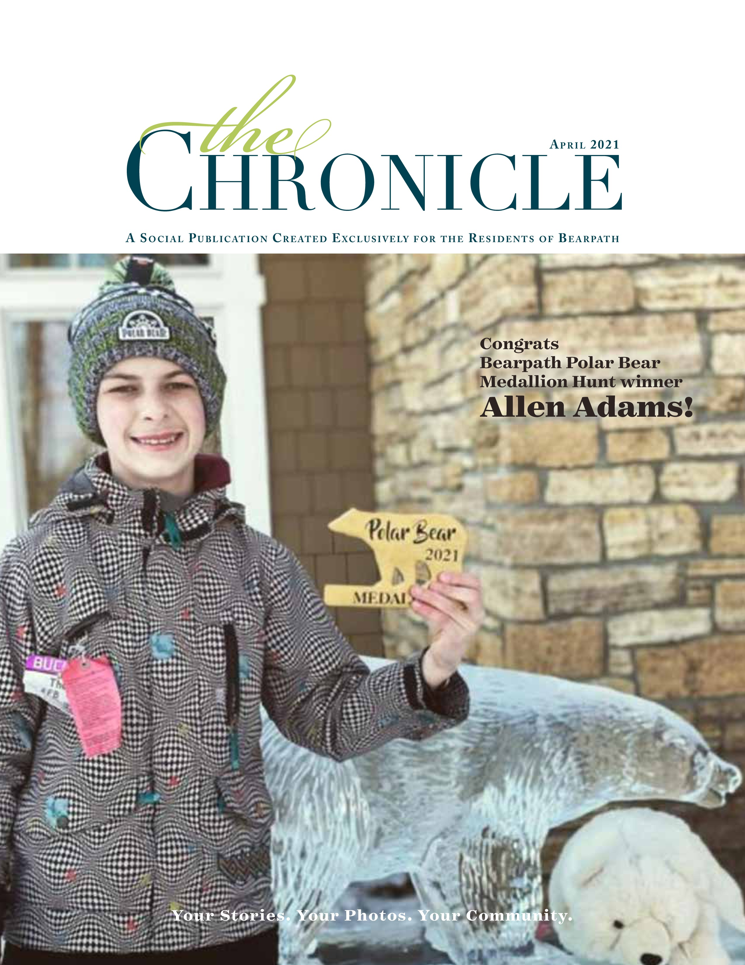The Chronicle 2021-04-01