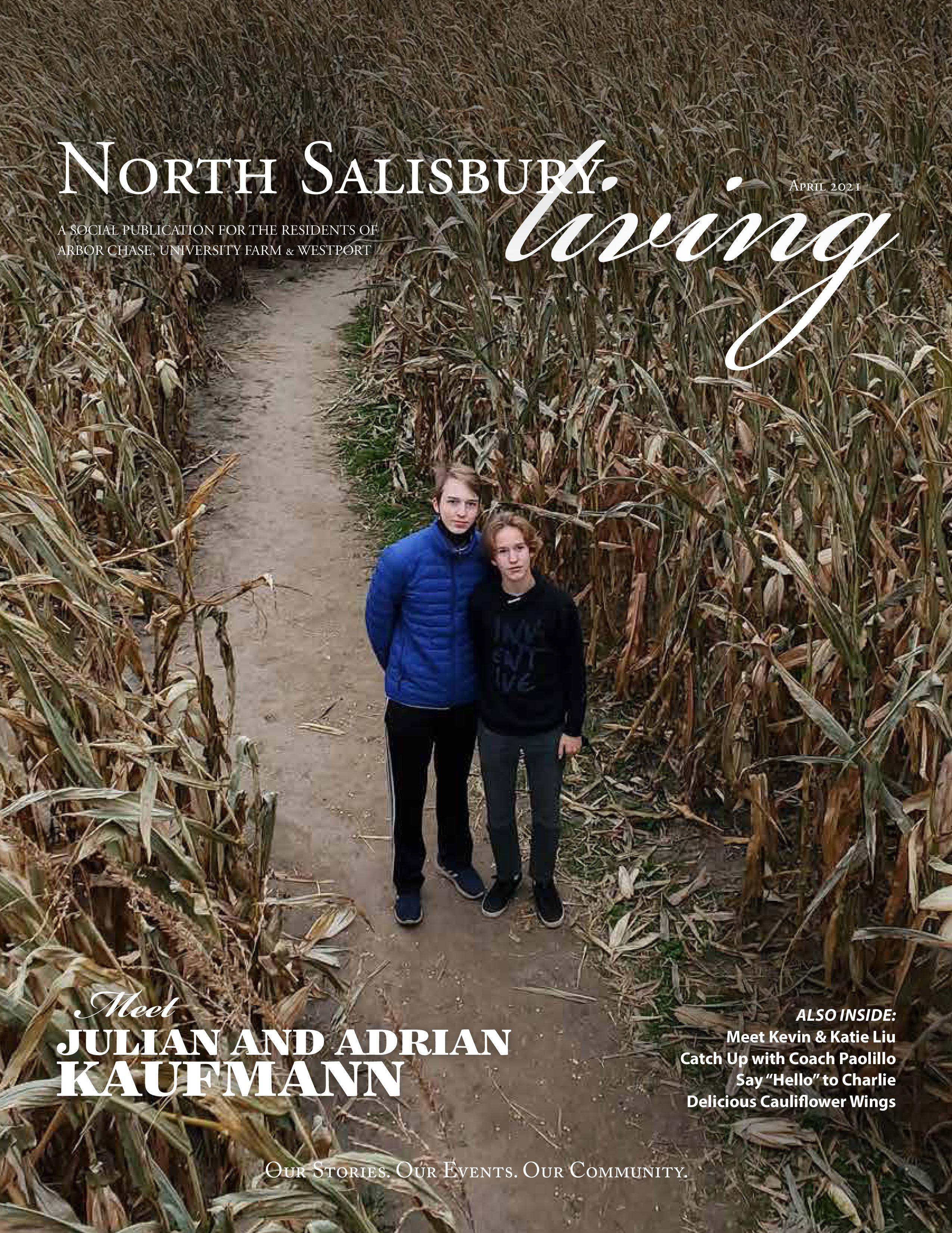 North Salisbury Living 2021-04-01
