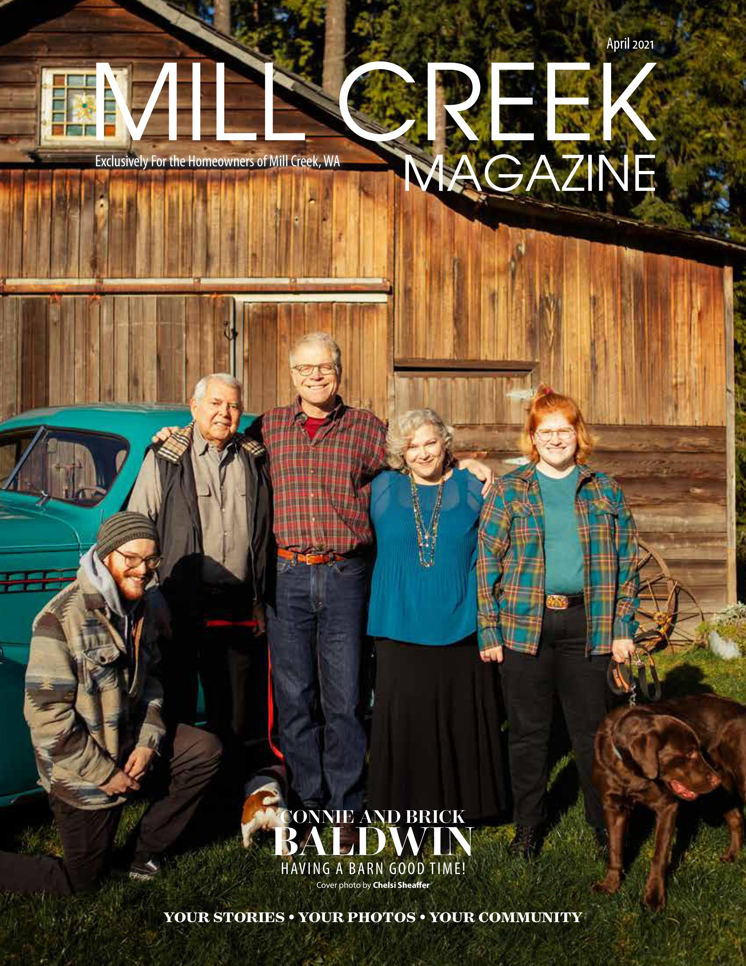 Mill Creek Magazine 2021-04-01