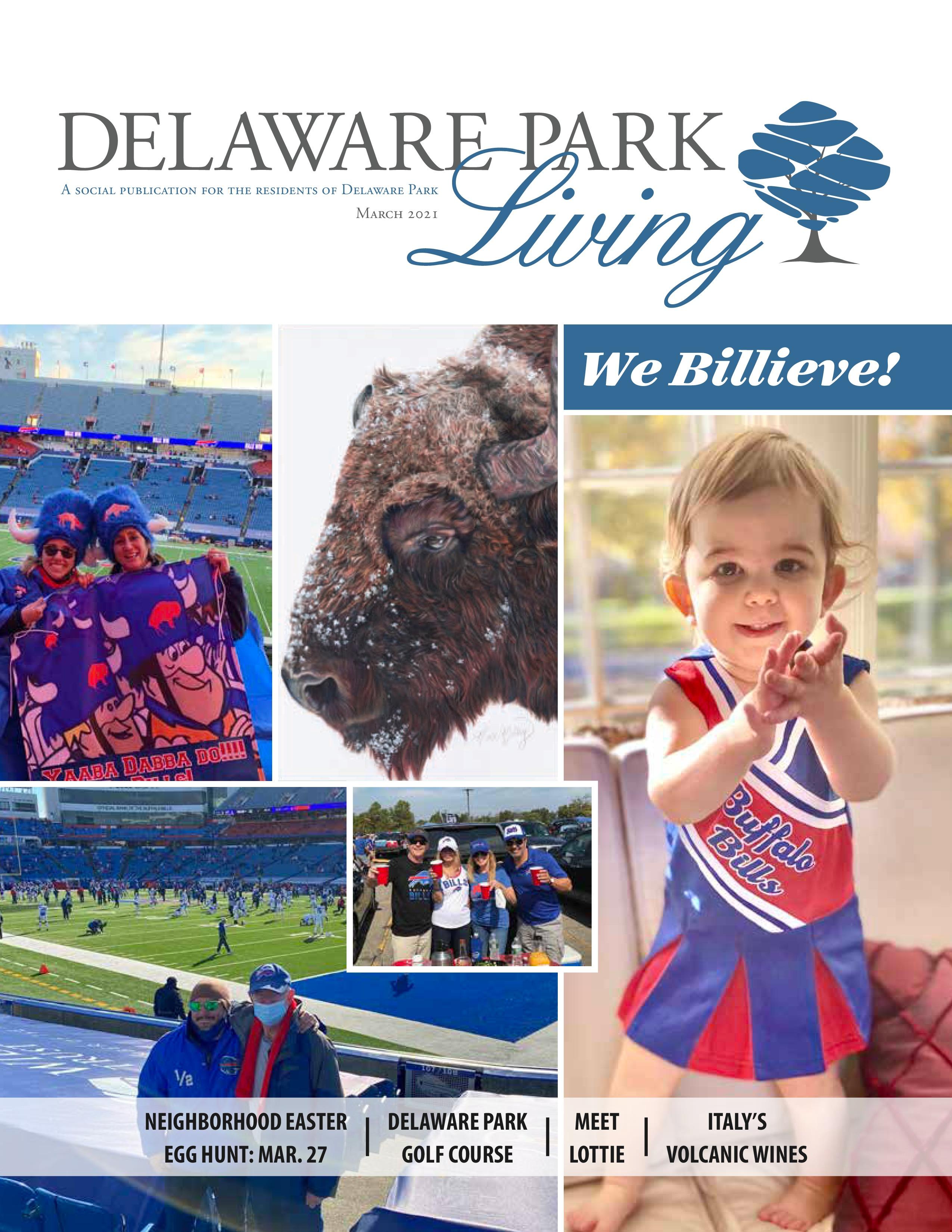 Delaware Park Living 2021-03-01