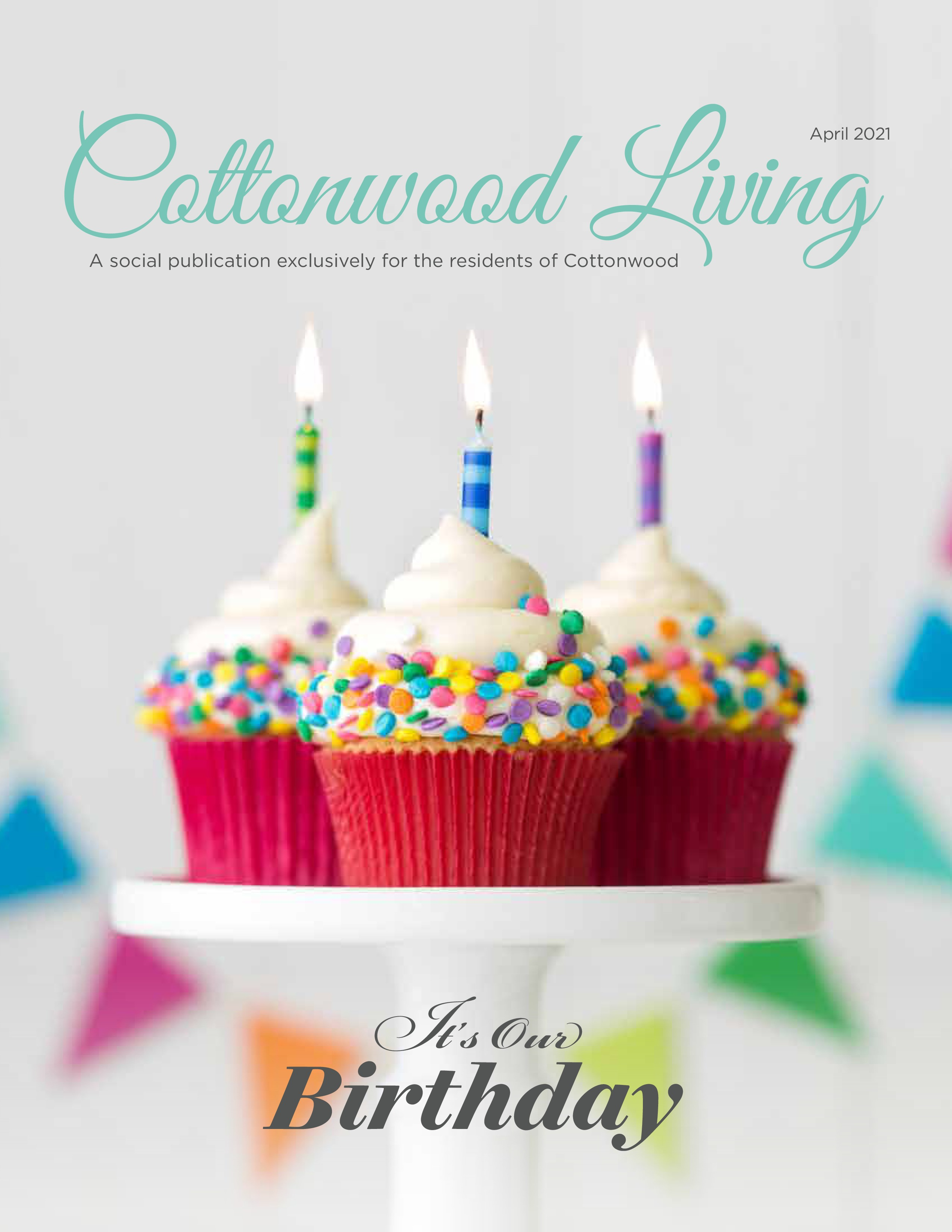 Cottonwood Living 2021-04-01