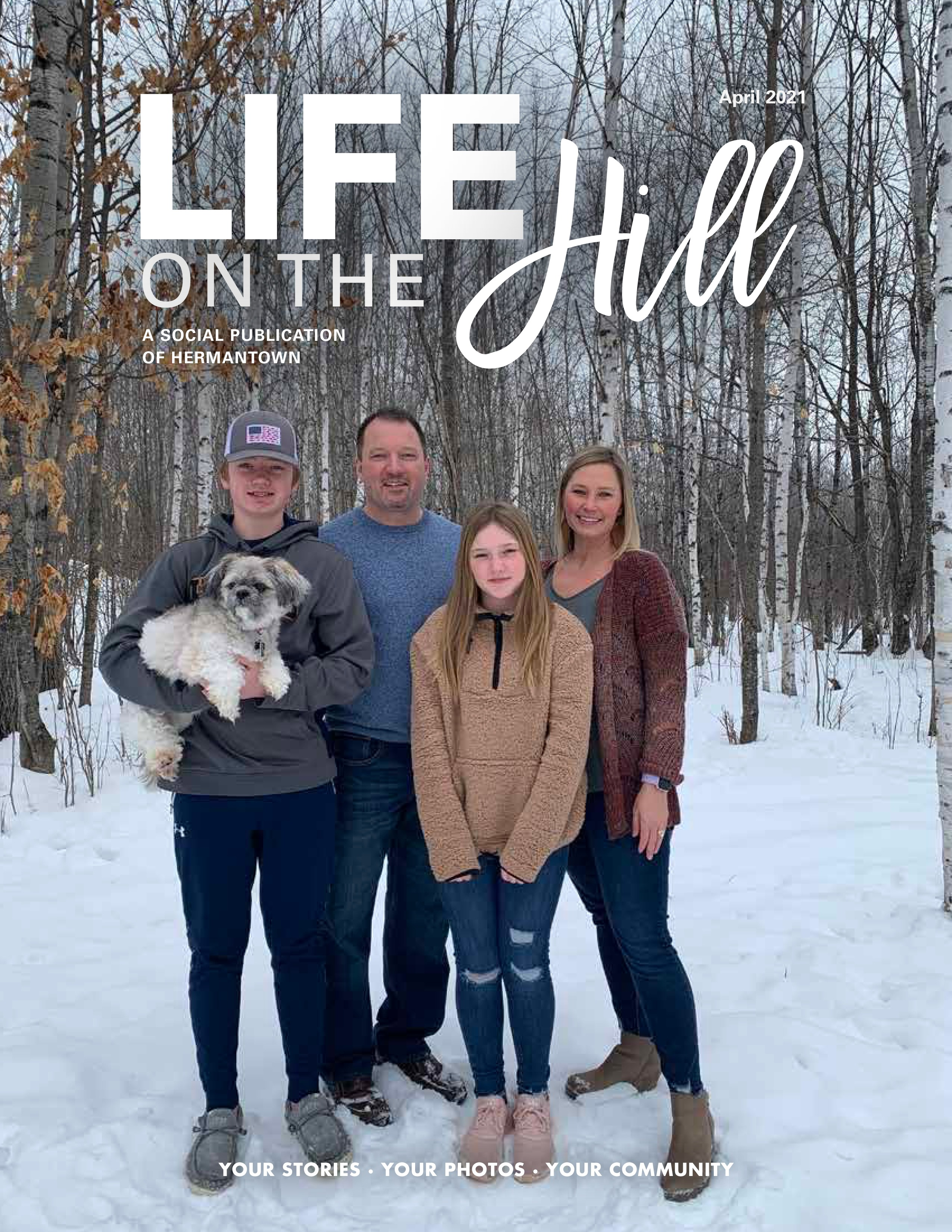 Life on the Hill 2021-04-01