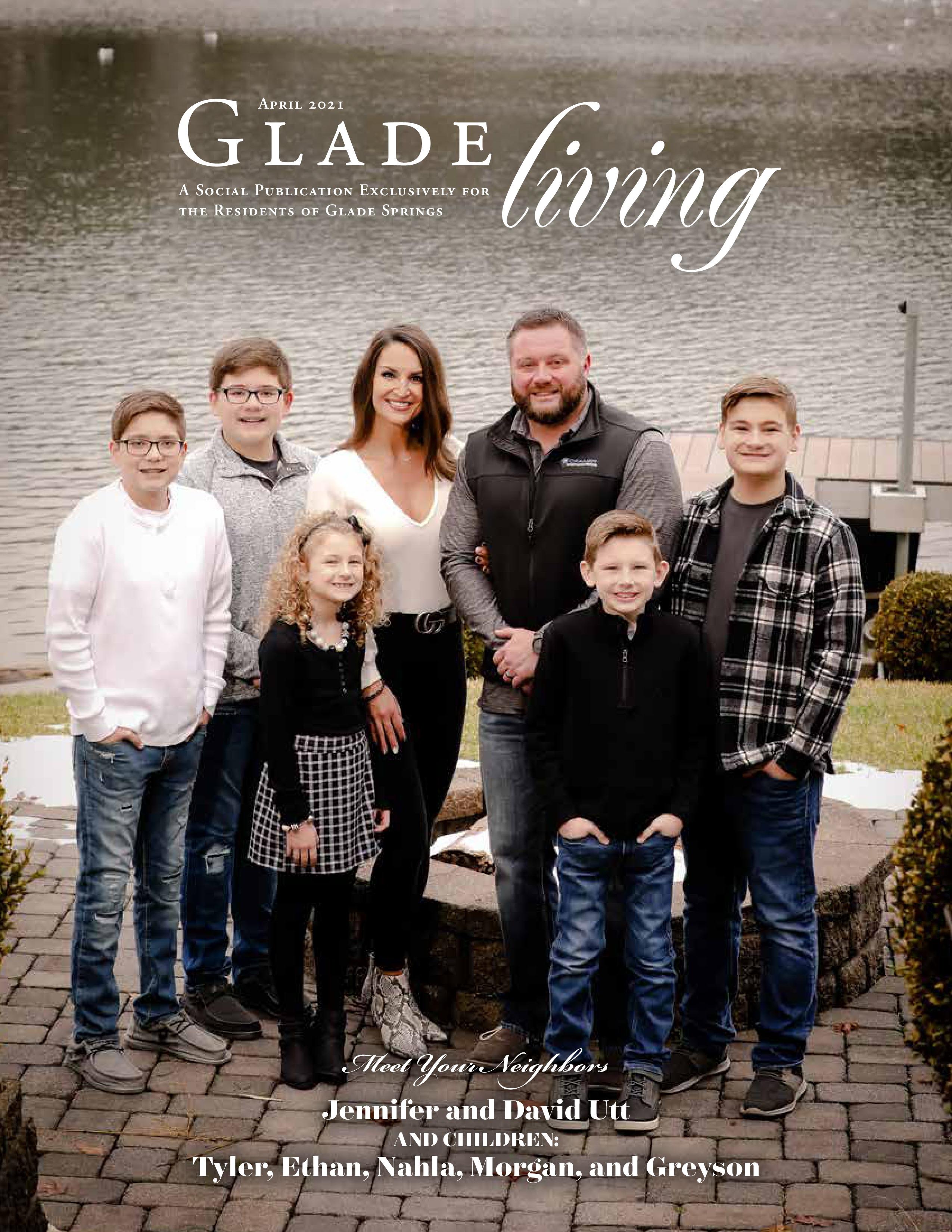 Glade Living 2021-04-01