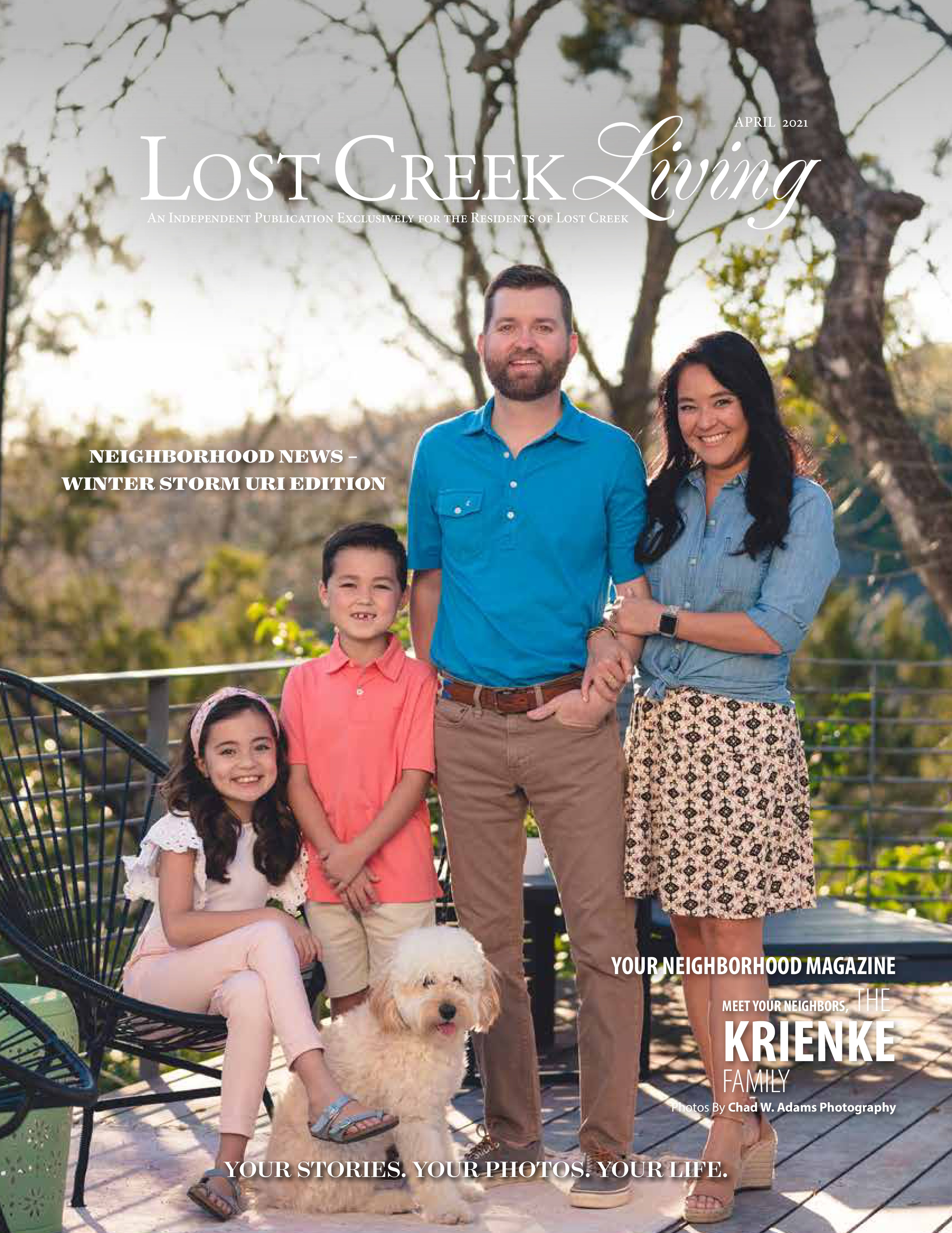 Lost Creek Living 2021-04-01