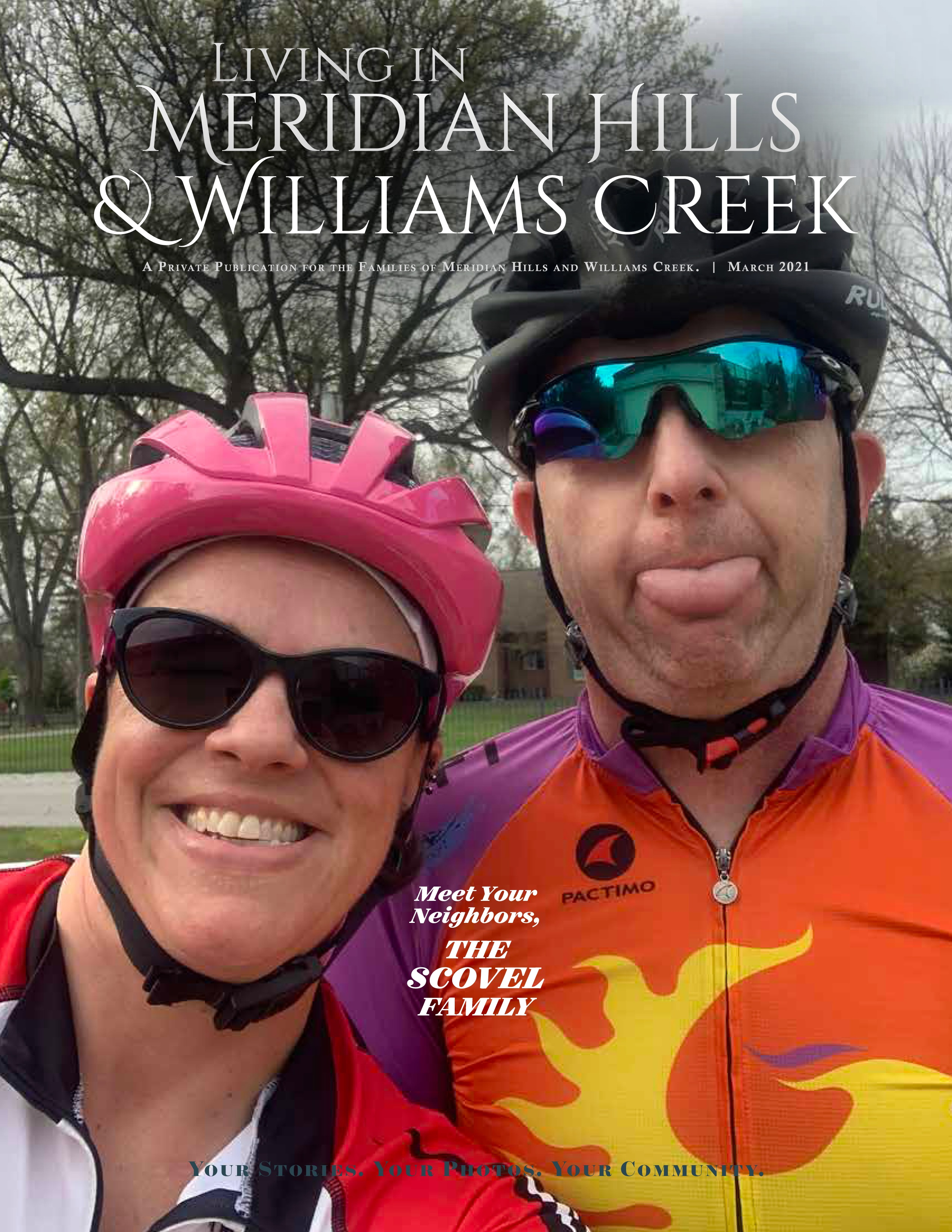 Living in Meridian Hills & Williams Creek 2021-04-01