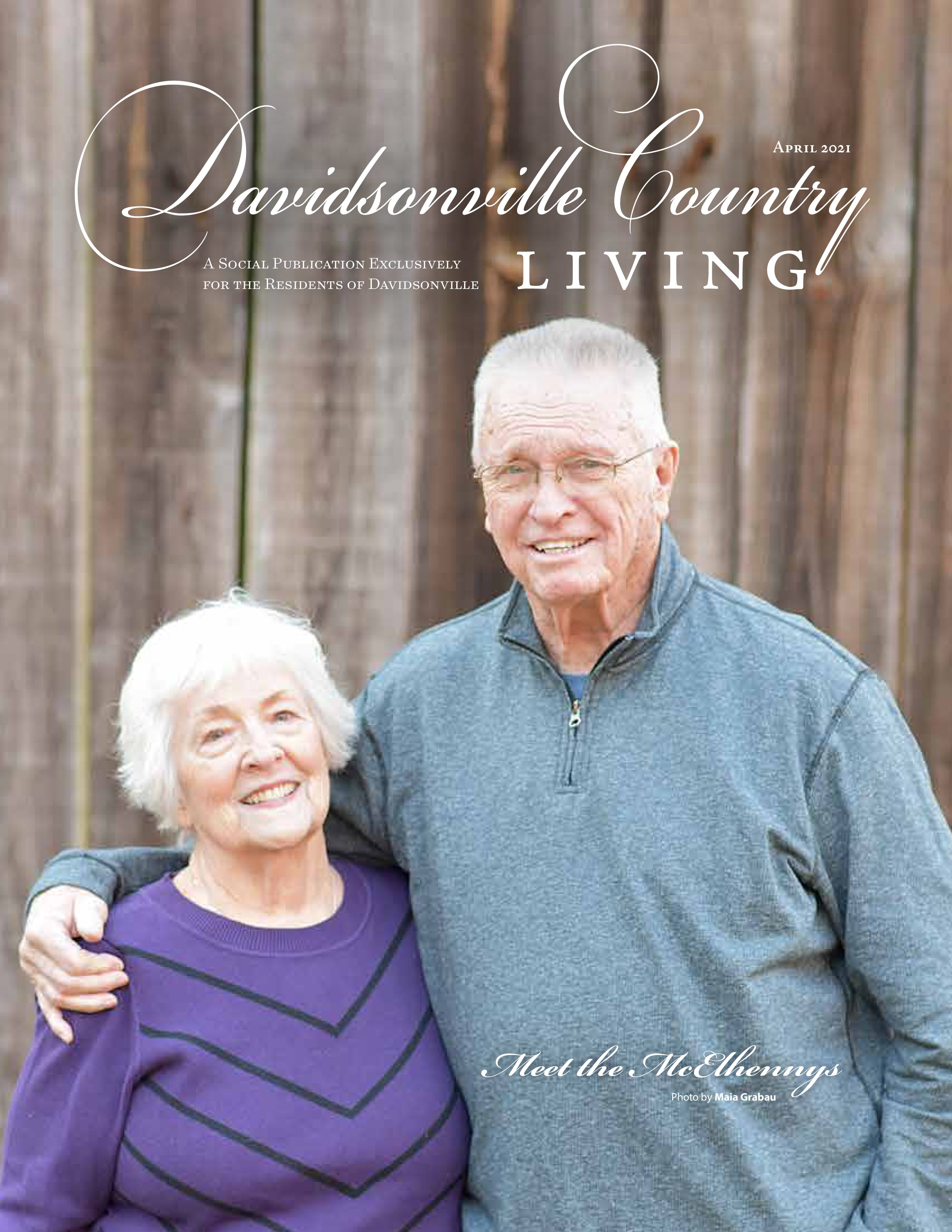 Davidsonville Country Living 2021-04-01