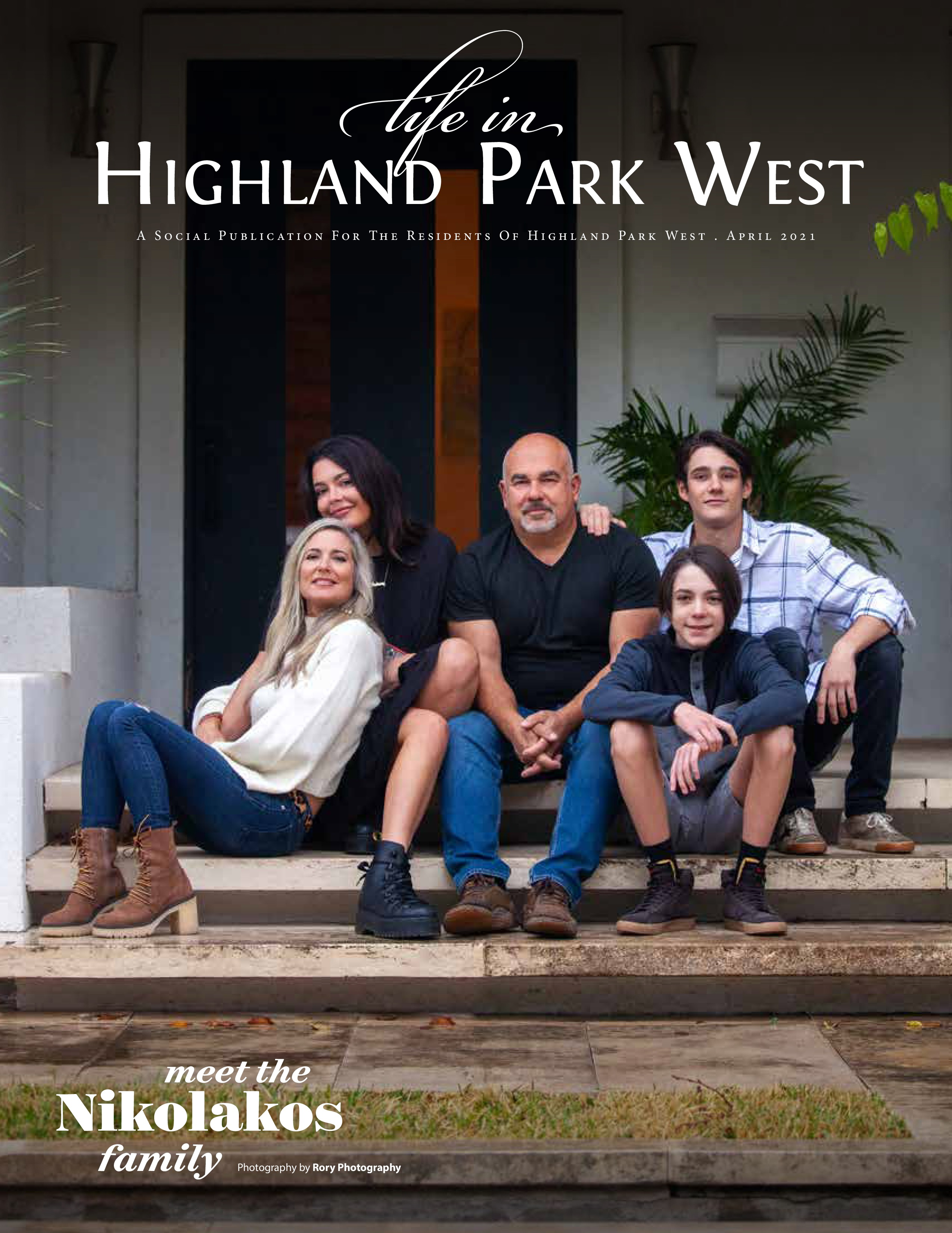 Life in Highland Park West 2021-04-01