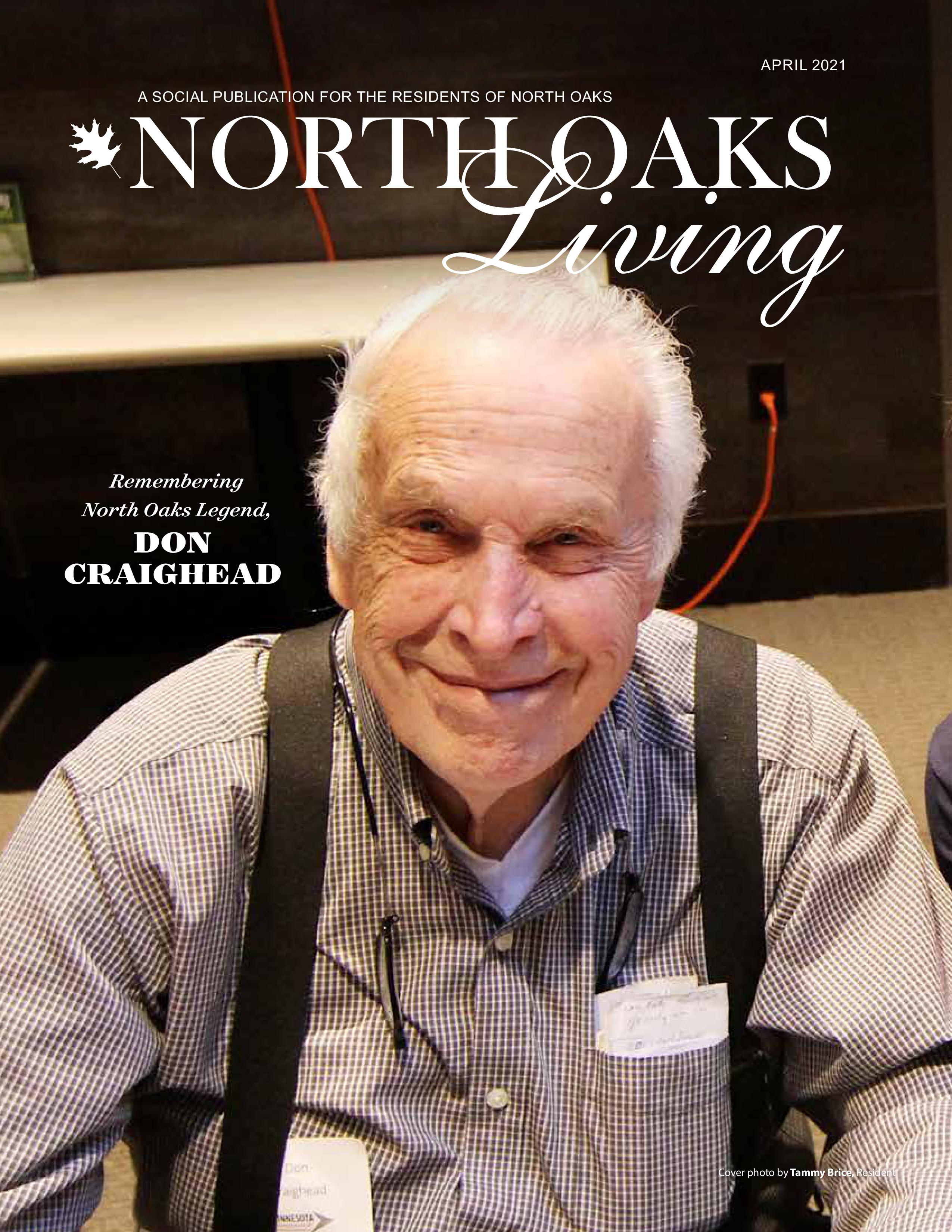 North Oaks Living 2021-04-01