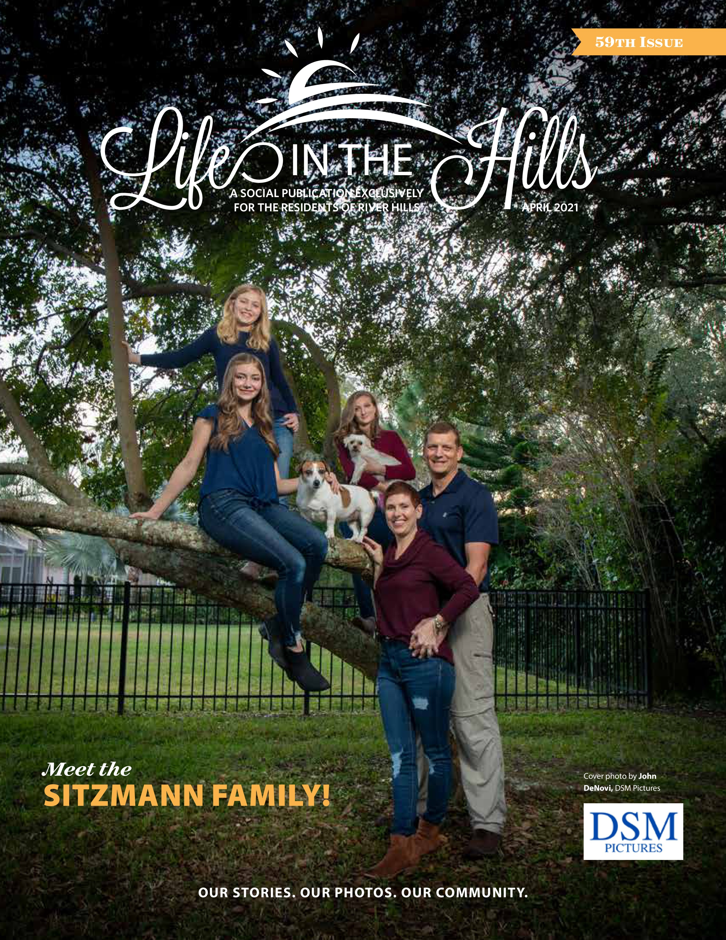 Life in the Hills 2021-04-01