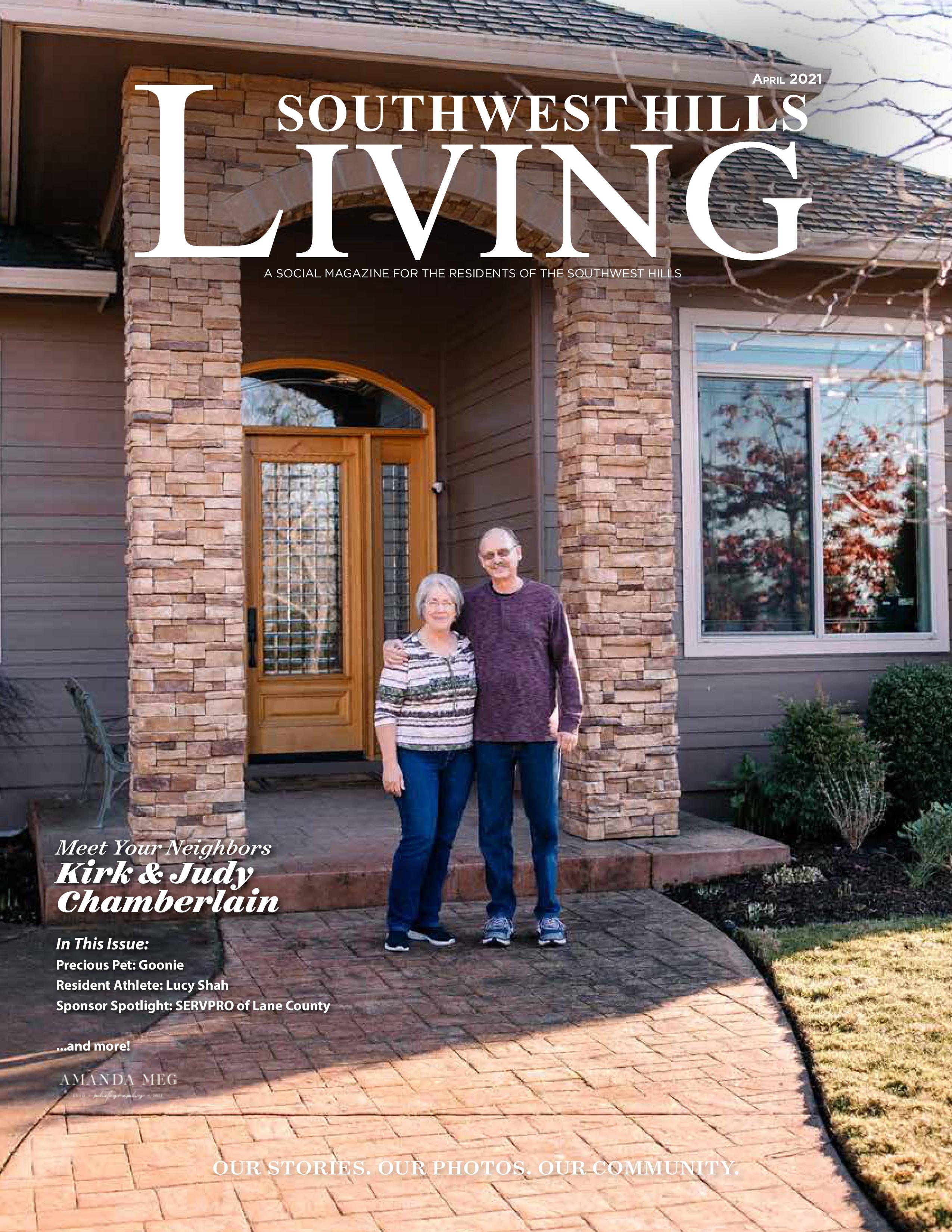 Southwest Hills Living 2021-04-01