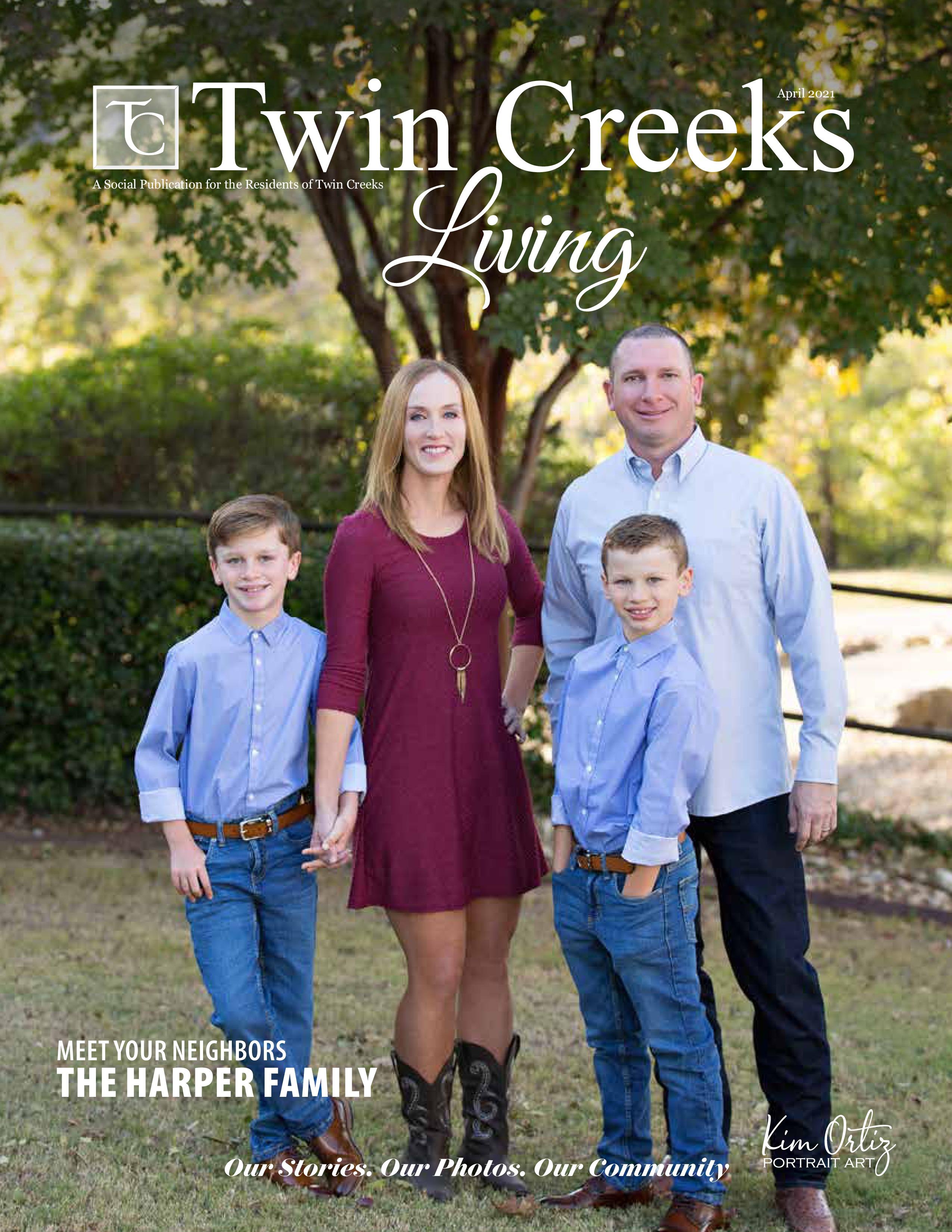 Twin Creeks Living 2021-04-01