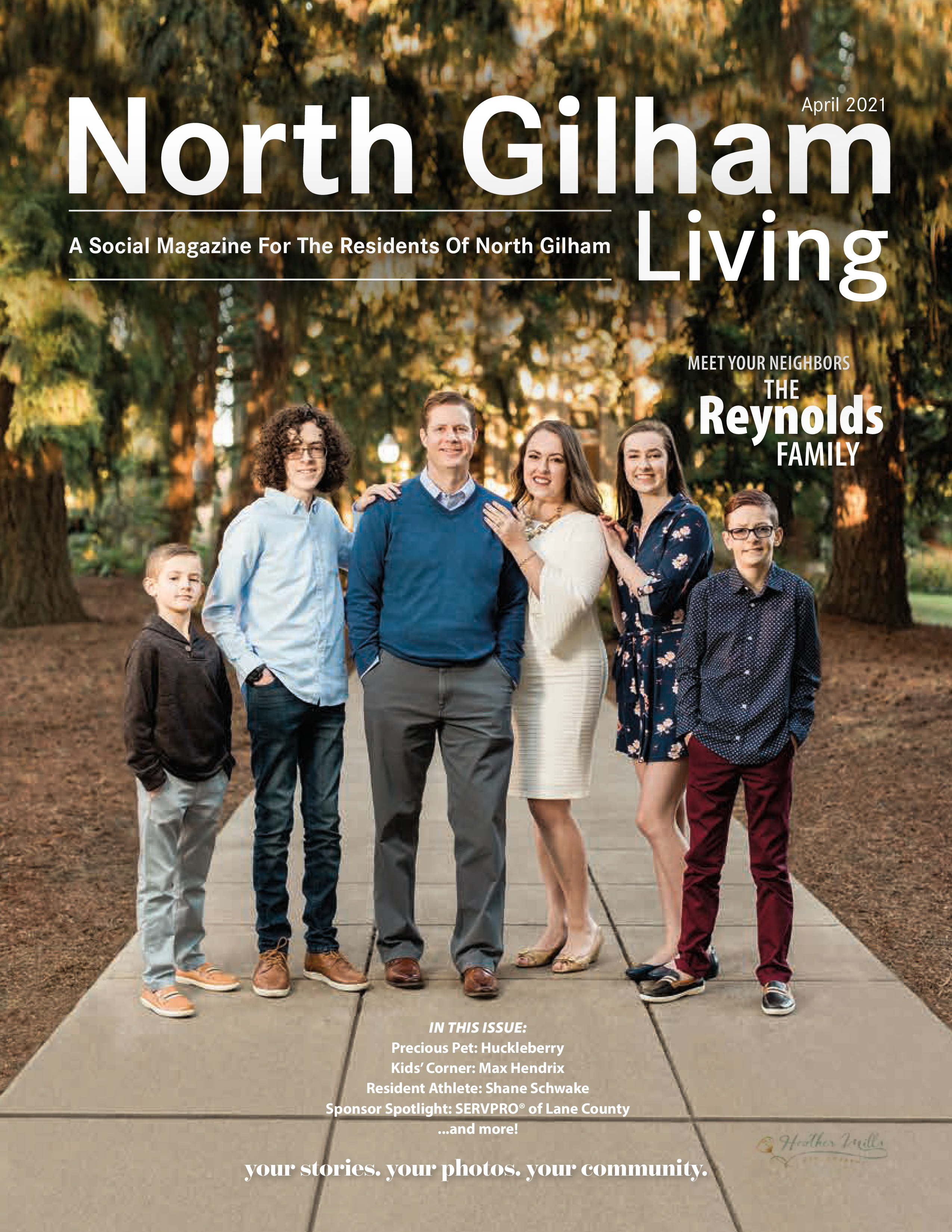 North Gilham Living 2021-04-01