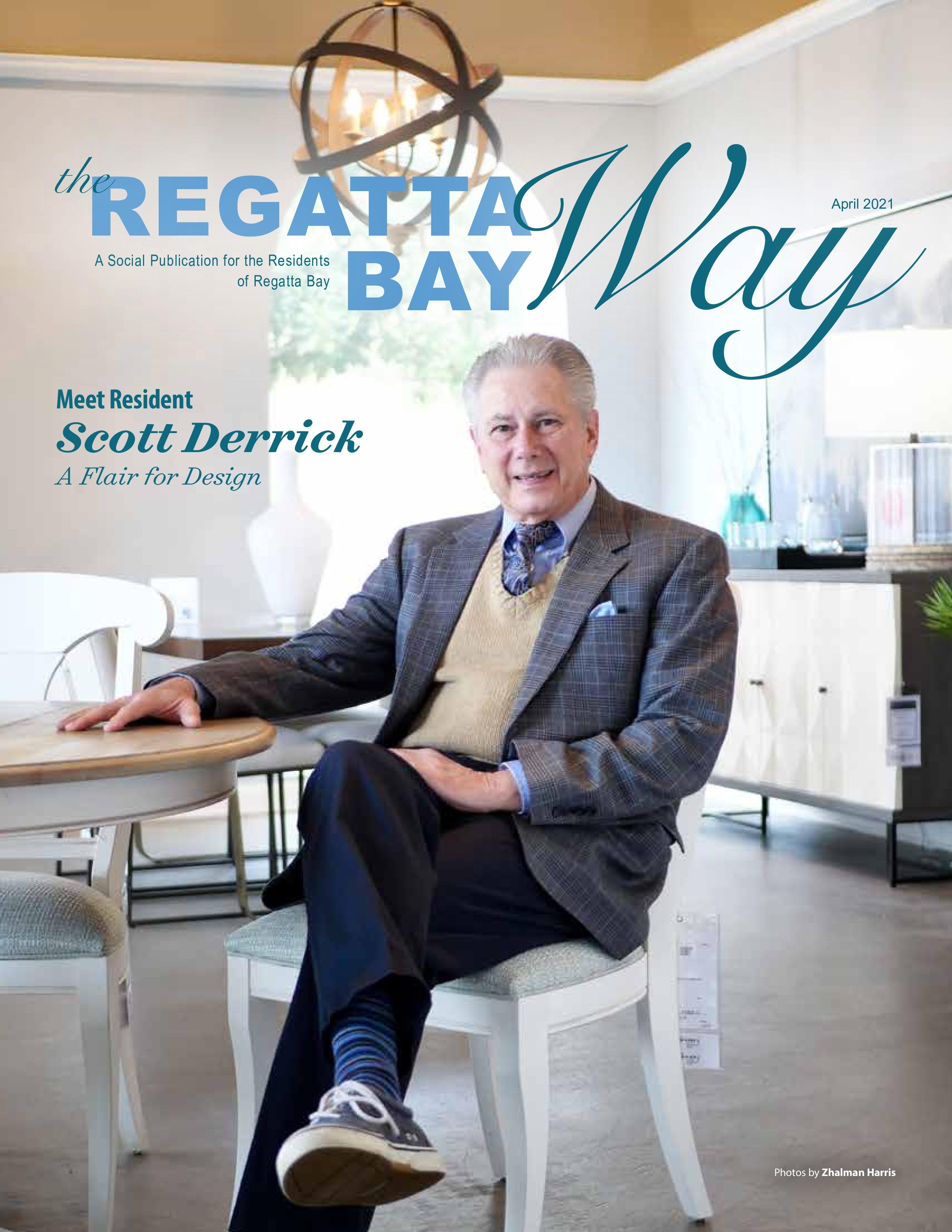 The Regatta Bay Way 2021-04-01
