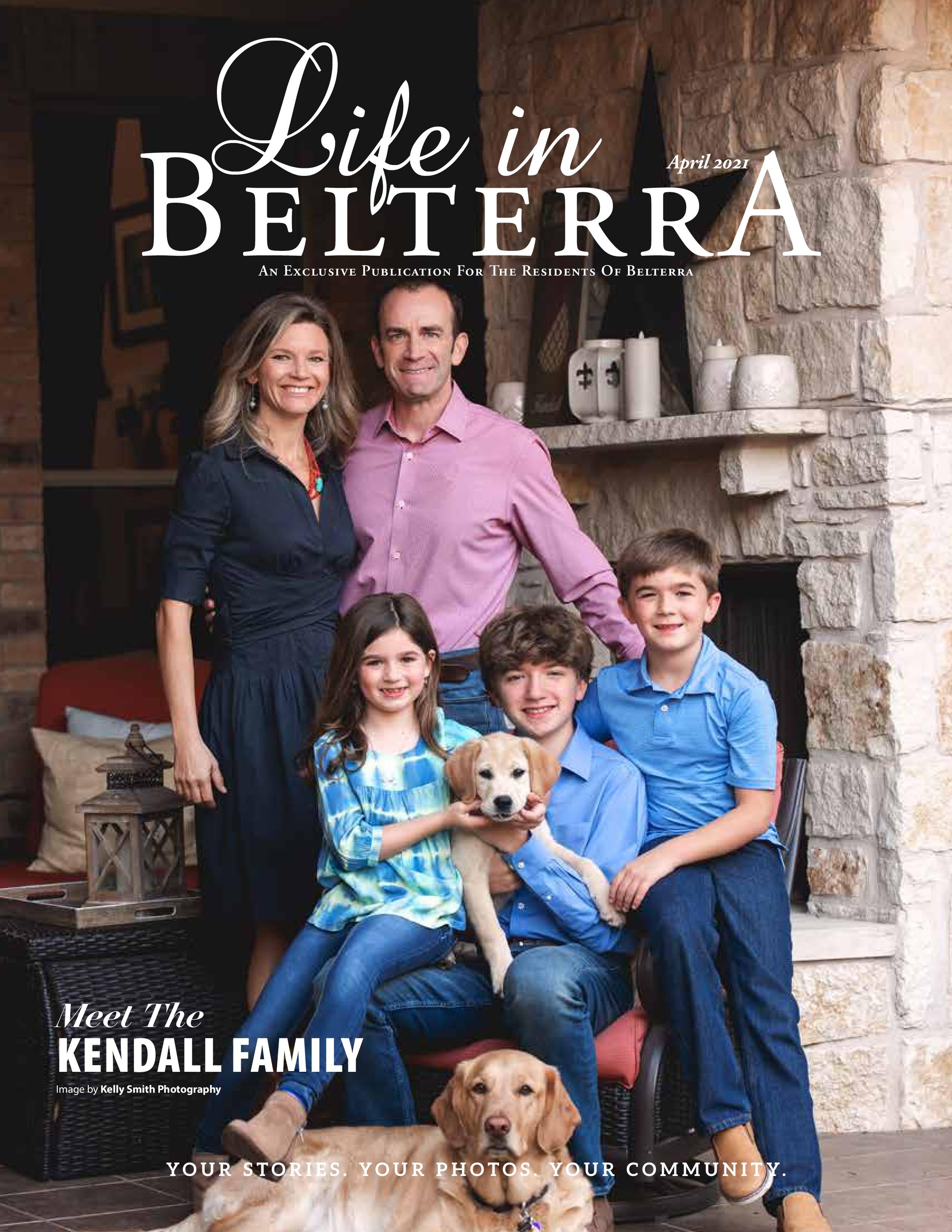 Life in Belterra 2021-04-01